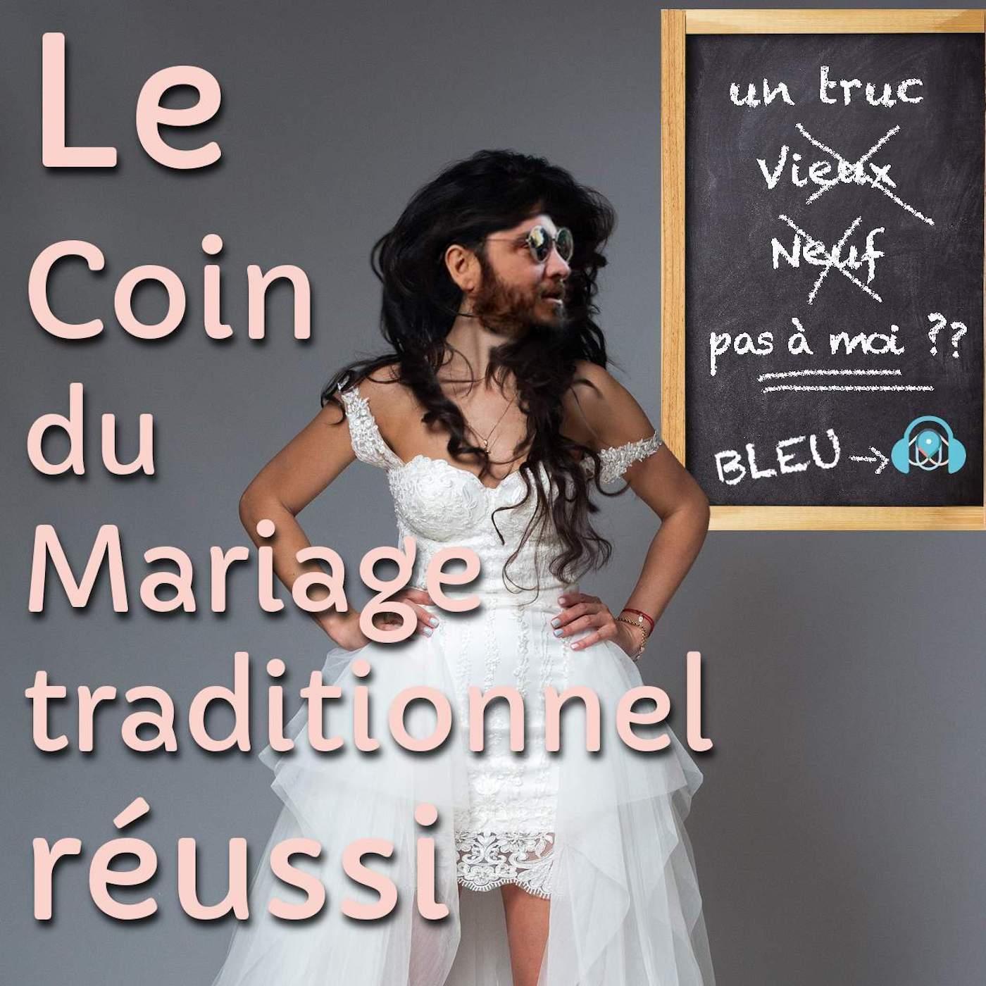 LE COIN DU MARIAGE TRADITIONNEL RÉUSSI S1E20 - Mariage pépouse