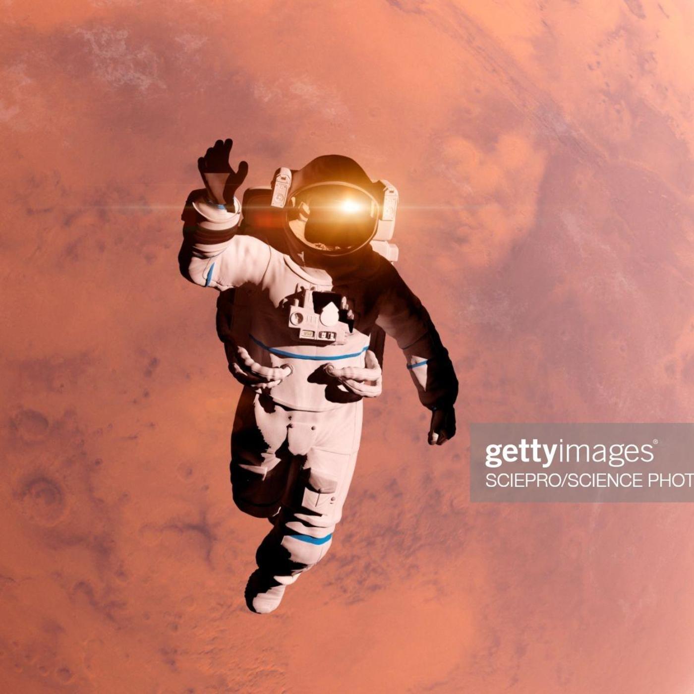 #30 – Cap ou pas cap d'aller vivre sur Mars ? – Avec Seyf