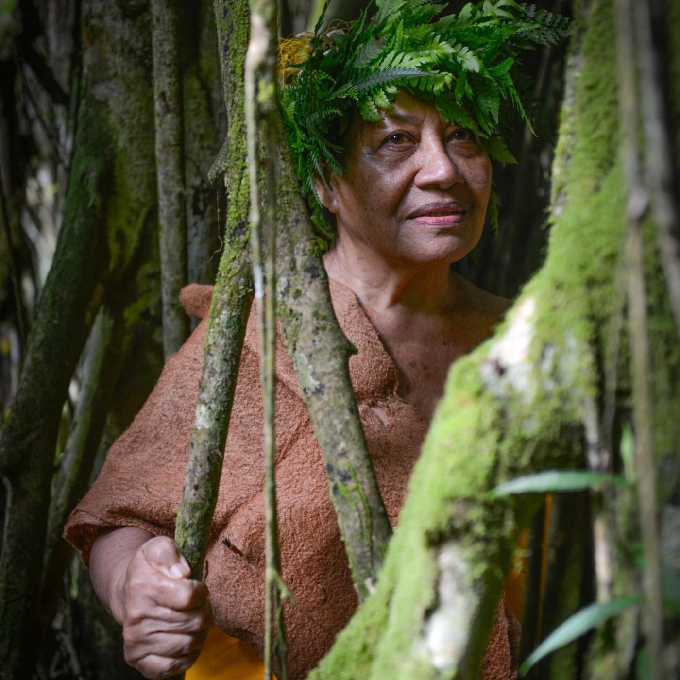 Episode 12 : Sarah Vaki , l'ambassadrice du Tapa aux Iles Marquises