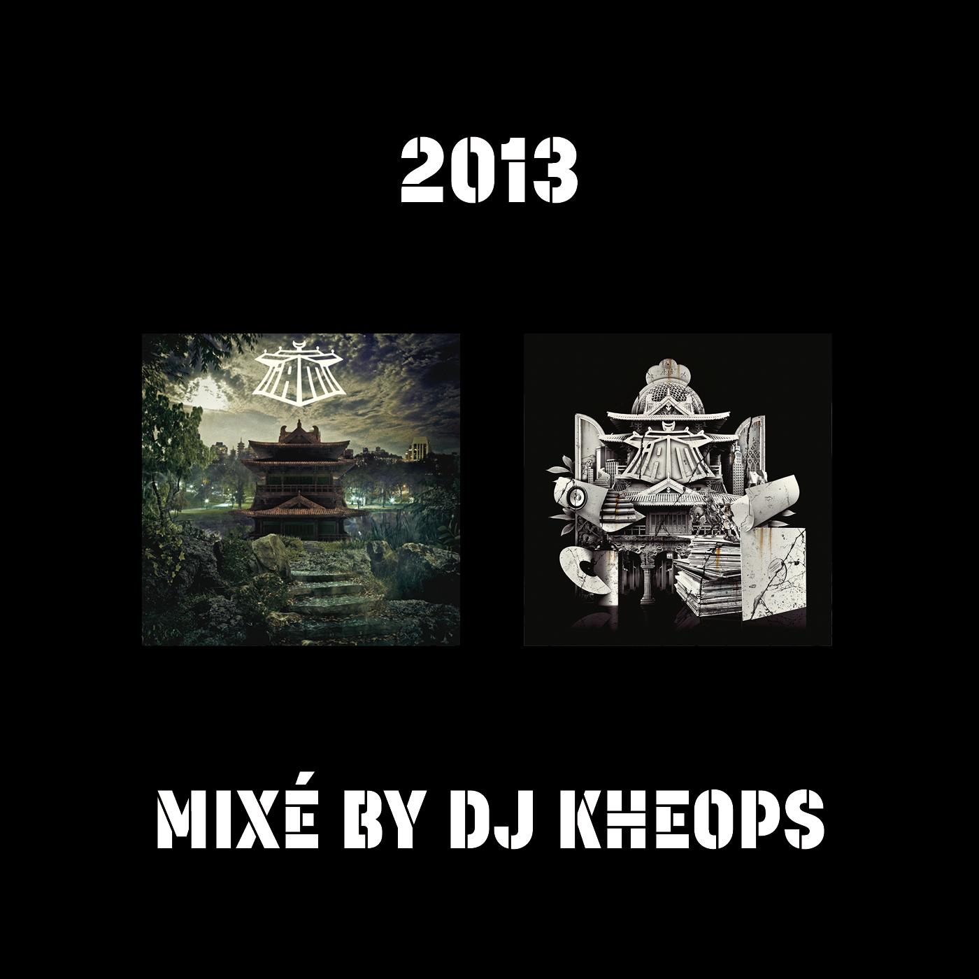 ARTS MARTIENS - ...IAM MIXÉ BY DJ KHEOPS
