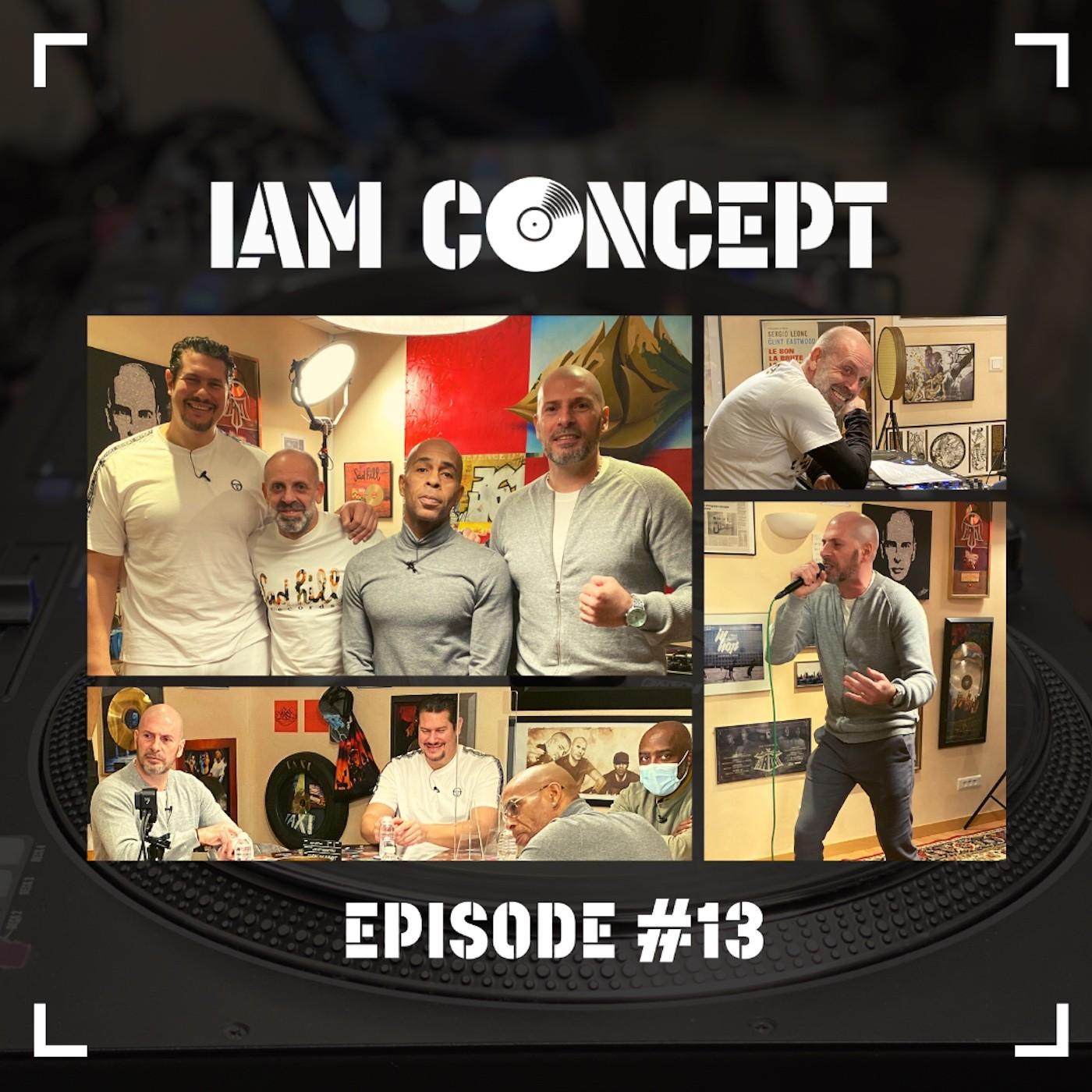 IAM #13 - (Guest Vincent Parisi) -  EN HOMMAGE À IBRAHIM ALI
