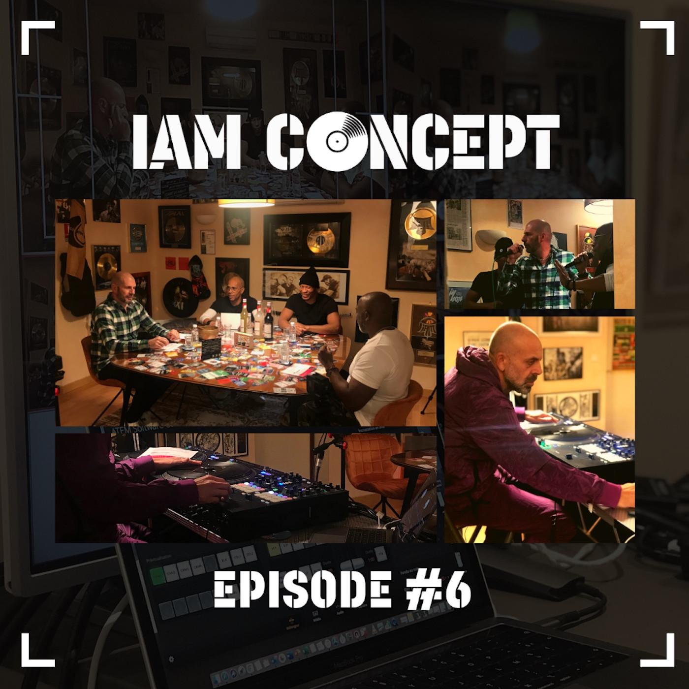 IAM #6 - REGARD SUR LE HIP HOP