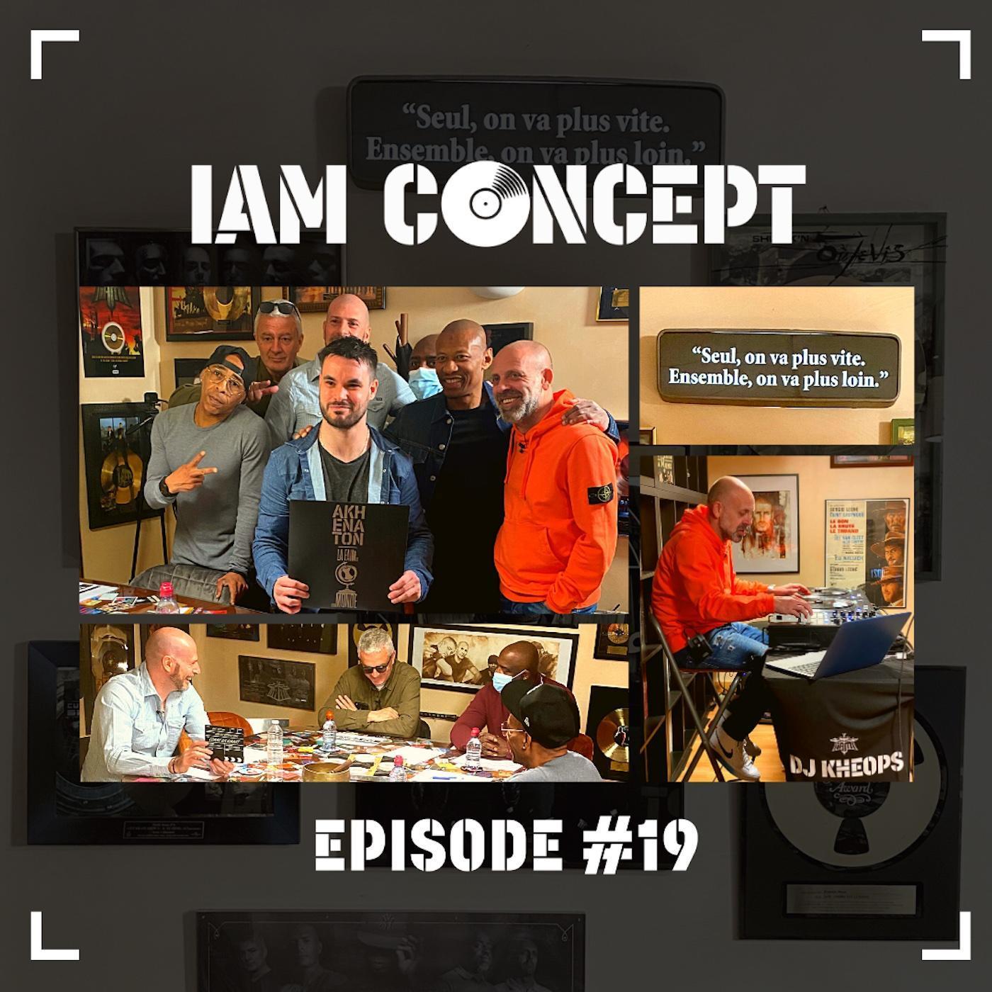 IAM CONCEPT #19 - LA FAIM DE LEUR MONDE