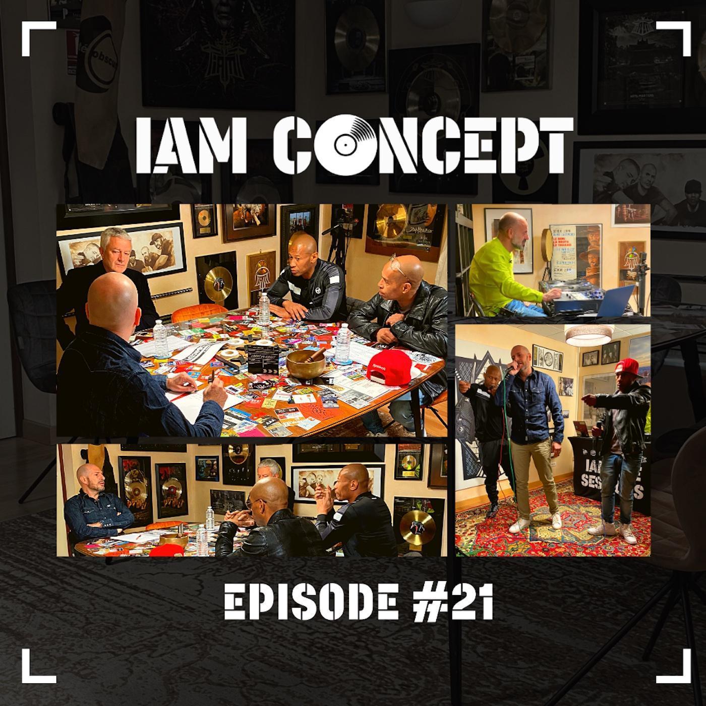 IAM CONCEPT #21 - WHOA!