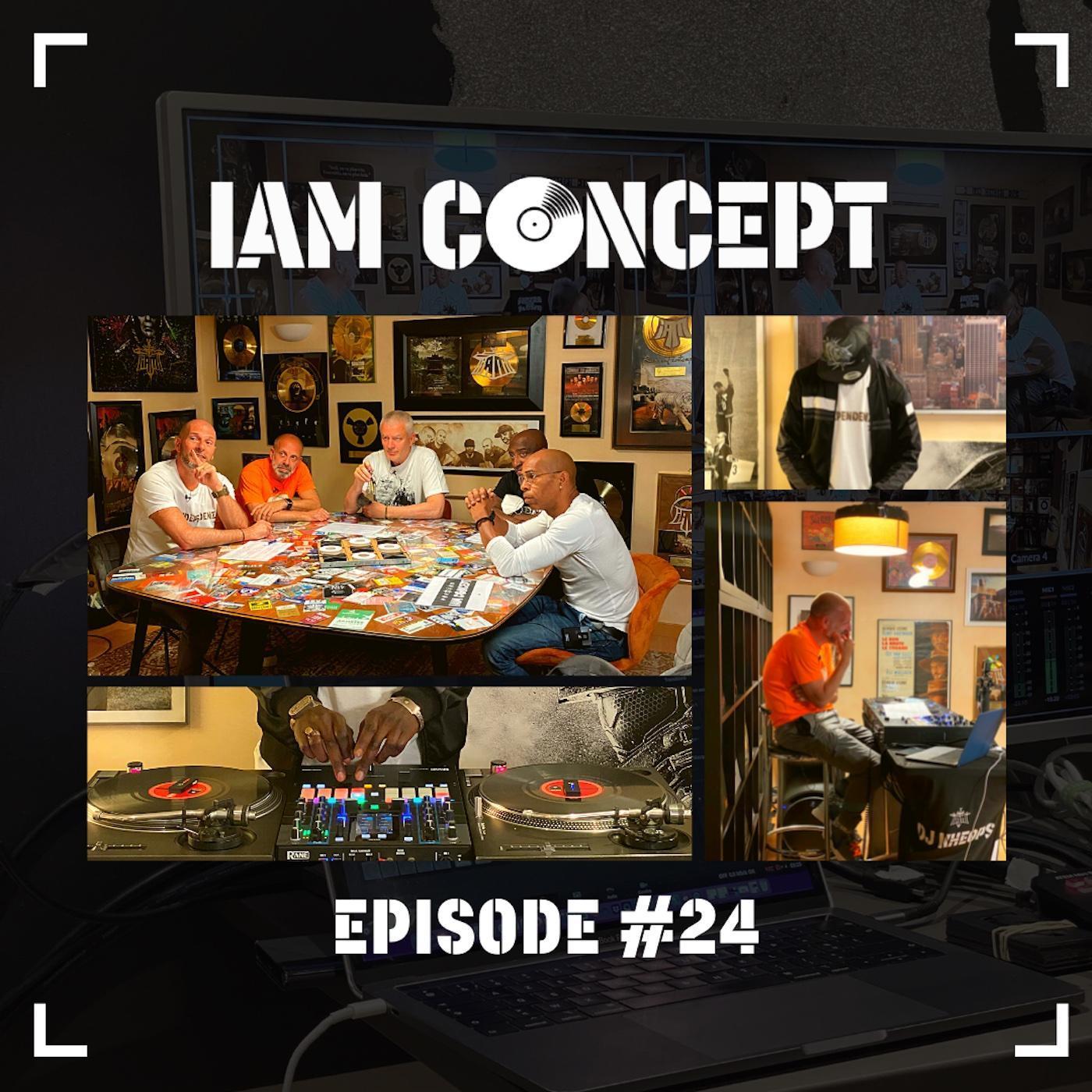 IAM CONCEPT #24 - MIX DJ DAZ PART2