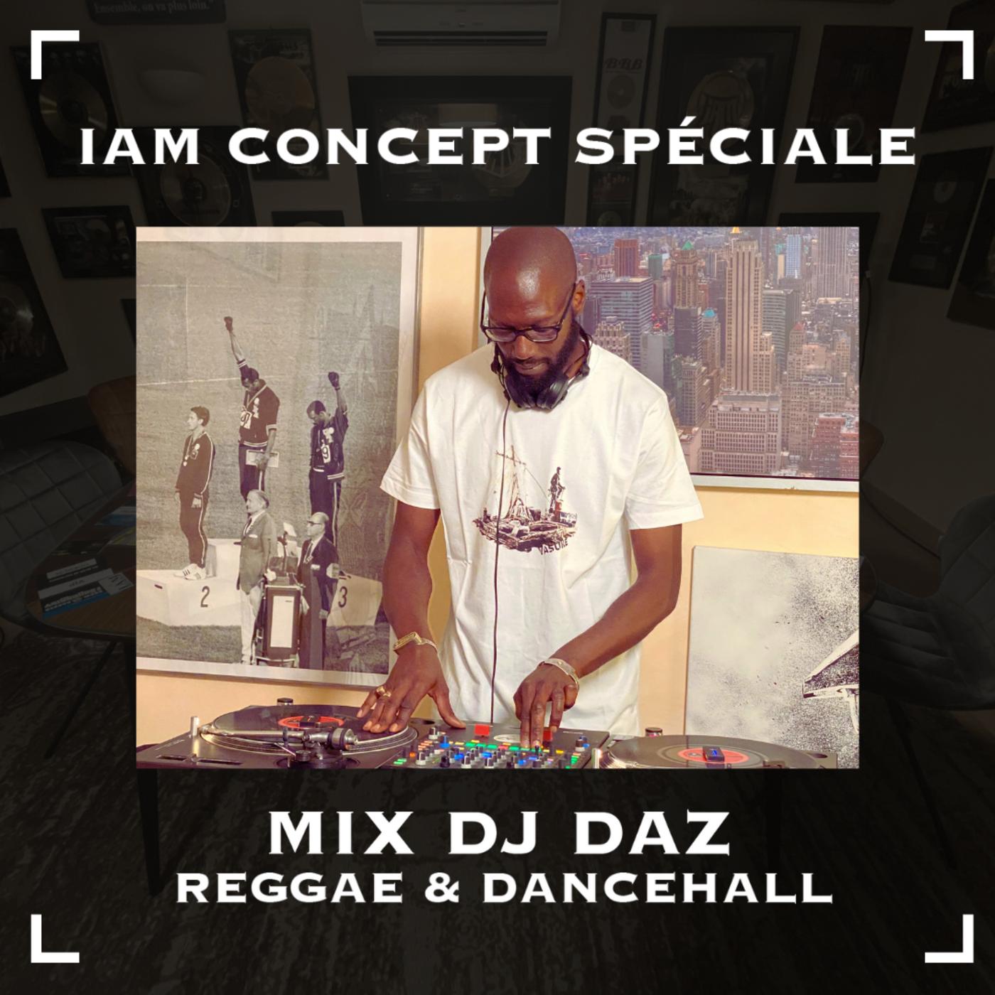 IAM CONCEPT SPECIALE DJ DAZ