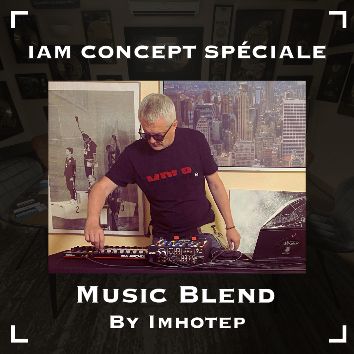 IAM CONCEPT SPECIALE IMHOTEP