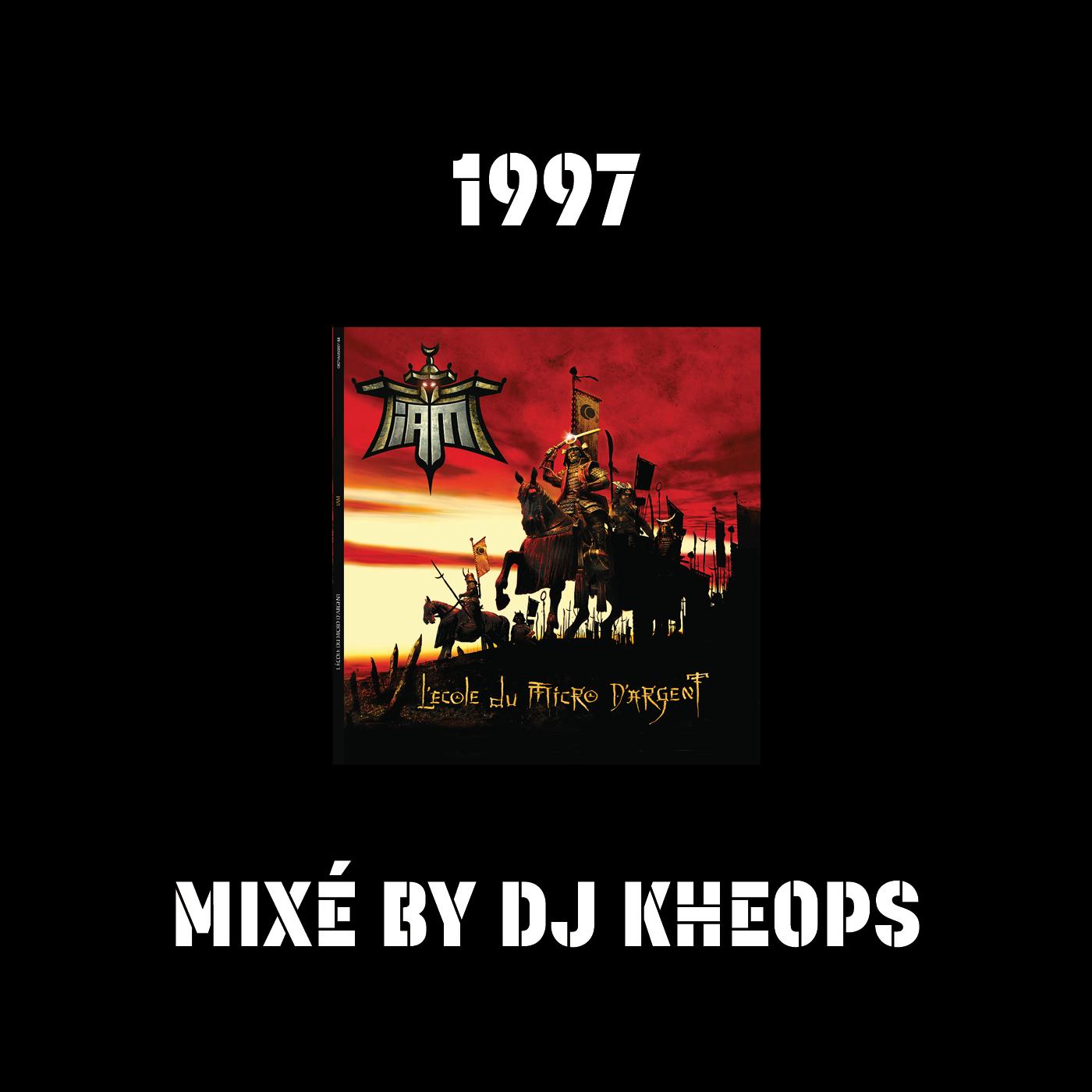 L'ÉCOLE DU MICRO D'ARGENT MIXÉ BY DJ KHEOPS