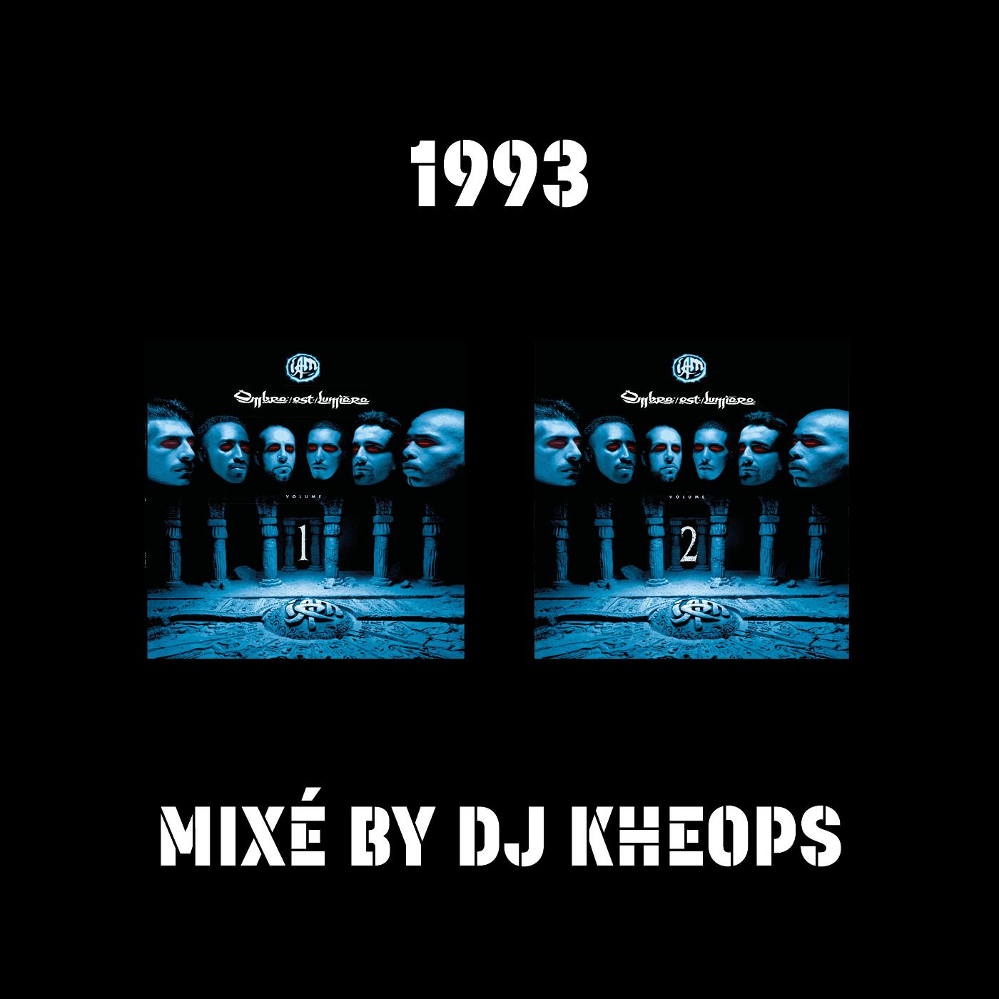 OMBRE EST LUMIÈRE MIXÉ BY DJ KHEOPS