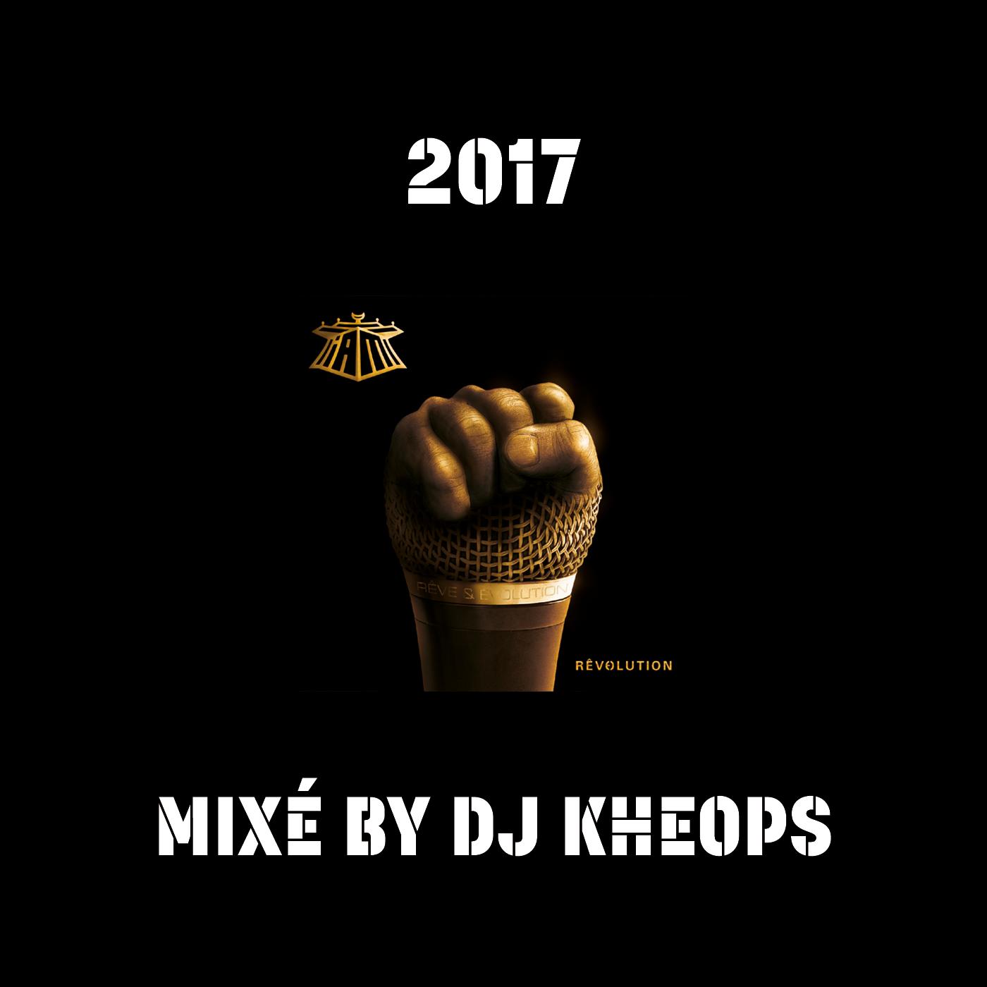RÊVOLUTION MIXÉ BY DJ KHEOPS