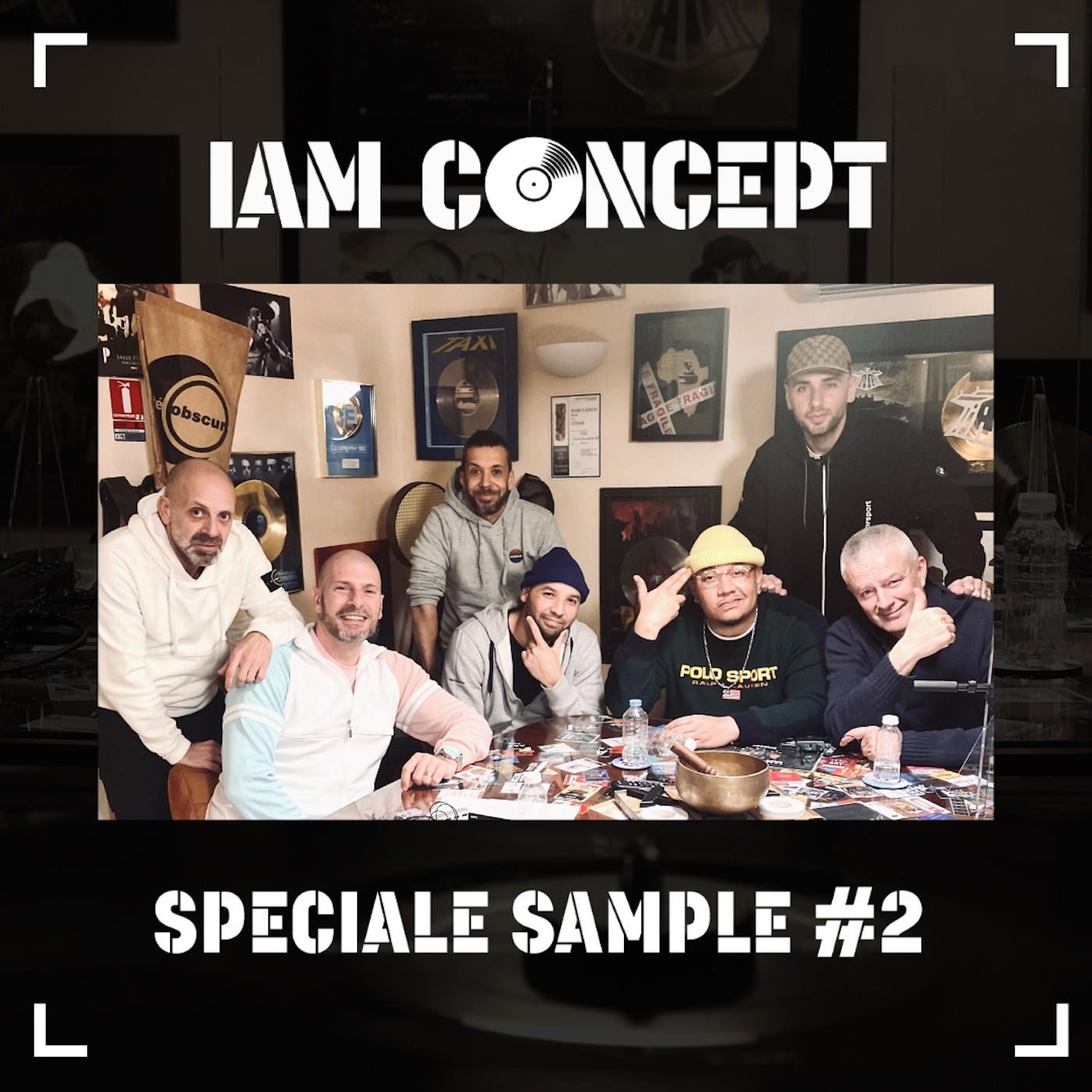 "IAM ""SPECIAL SAMPLE"" #2"