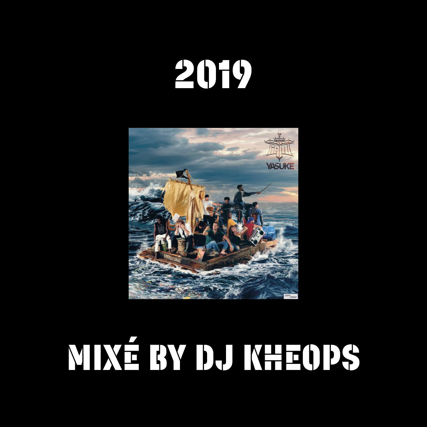 YASUKE MIXÉ BY DJ KHEOPS