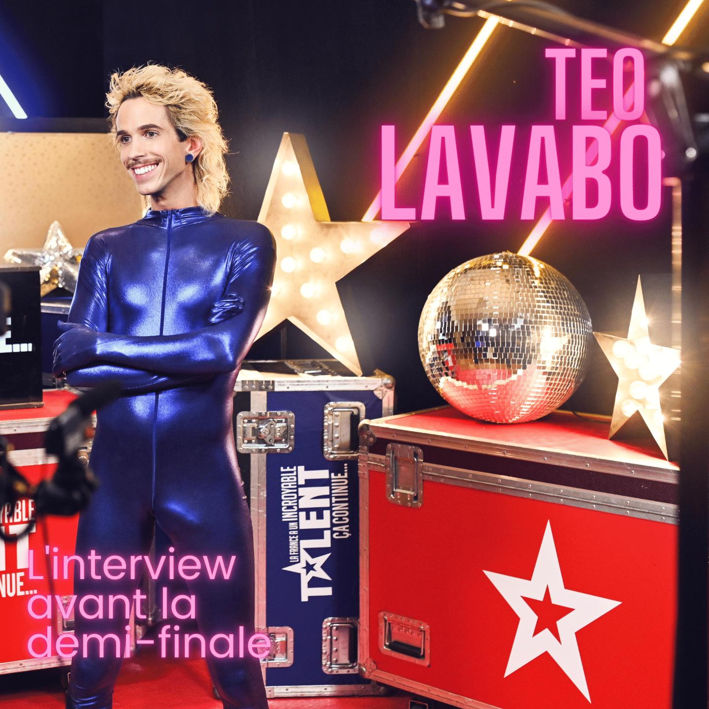 Interview de Teo Lavabo