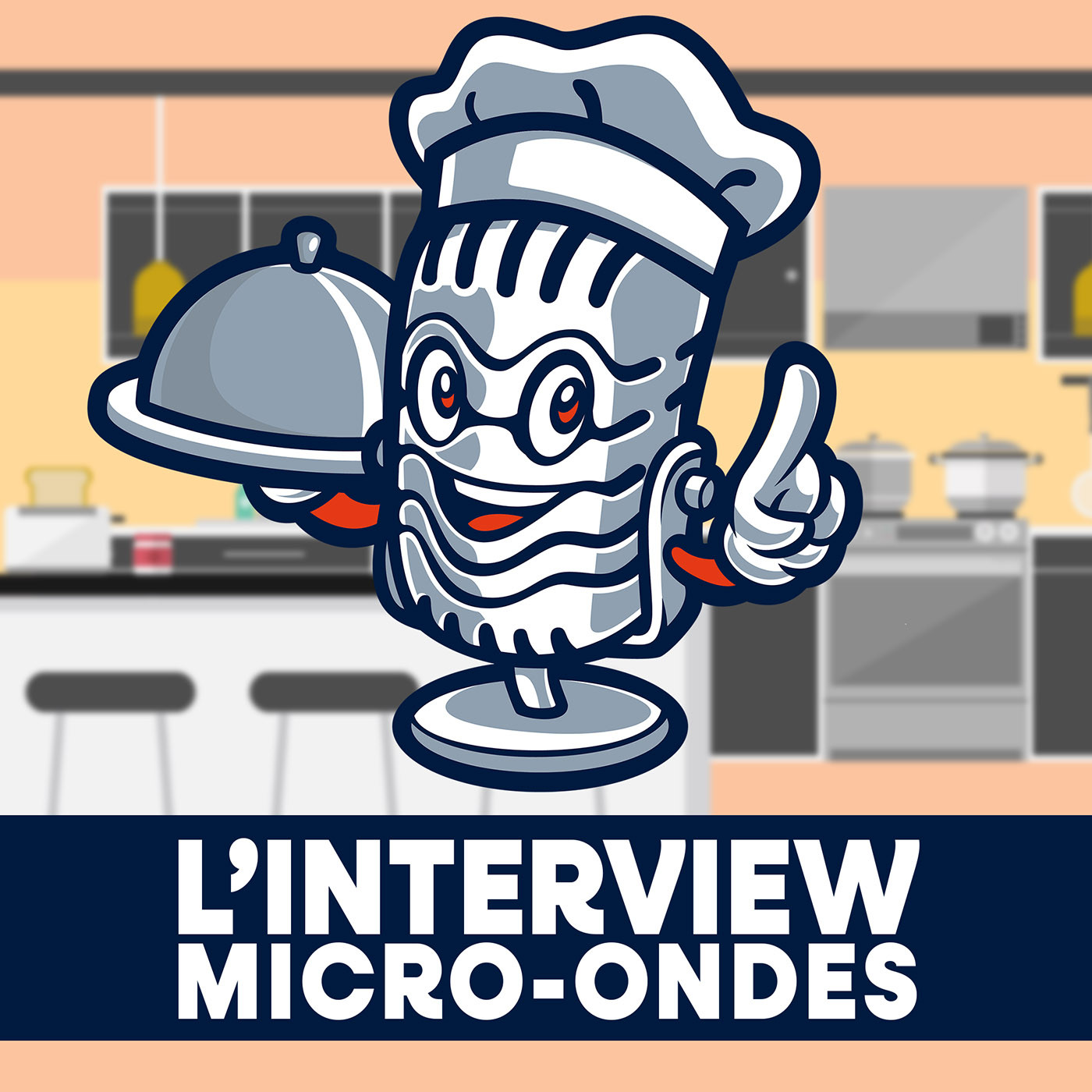 L'Interview Micro-Ondes - Donald Reignoux