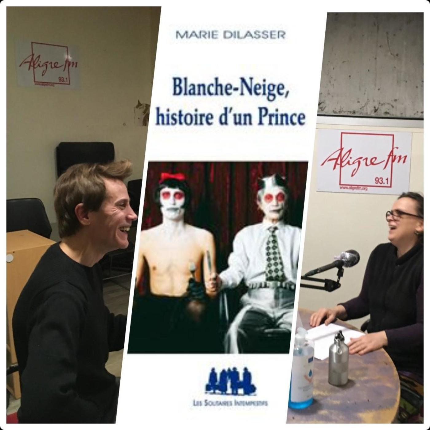 On dirait du théâtre #20 - Blanche Neige, histoire d'un Prince de Marie Dilasser ; Les solitaires intempestifs