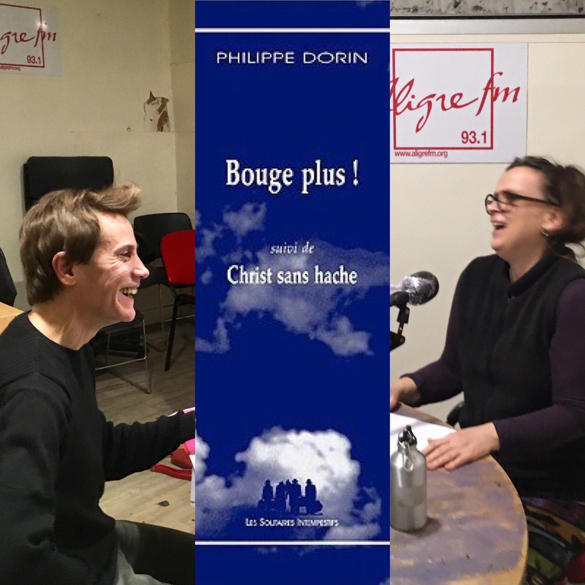 """On dirait du théâtre #4 : """"Bouge plus"""" de Philippe Dorin, aux éditions des Solitaires Intempestifs"""