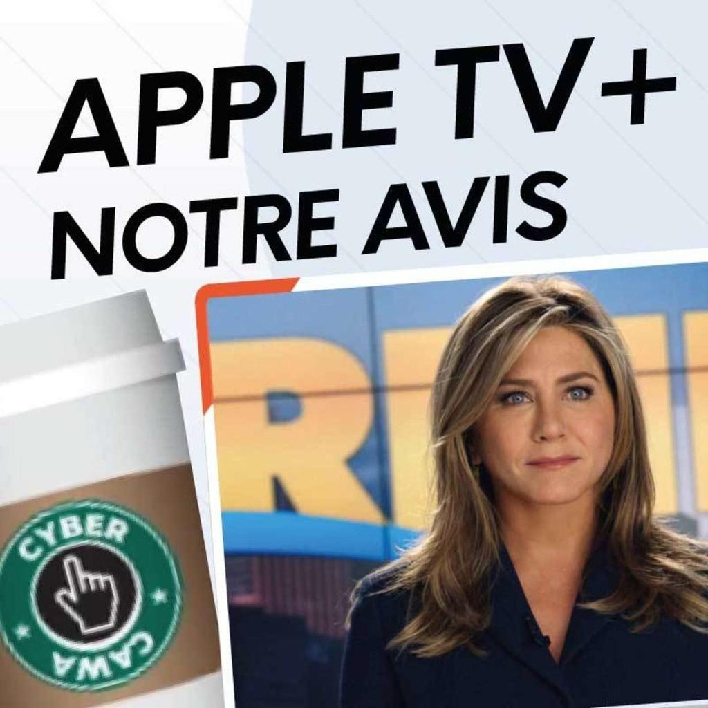 Notre avis sur Apple TV+