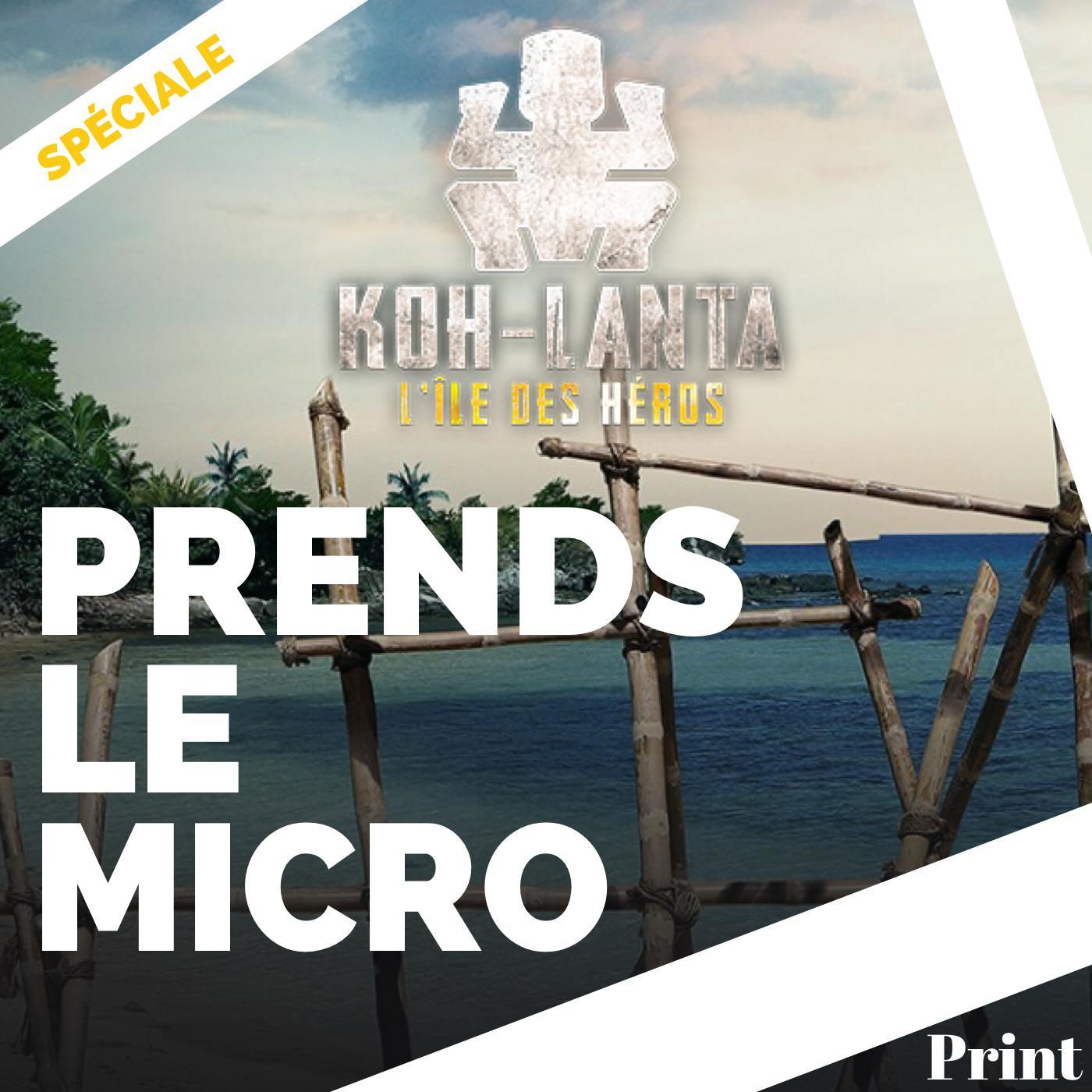 PRENDS LE MICRO SPECIAL Koh Lanta avec Téheiura & Sam