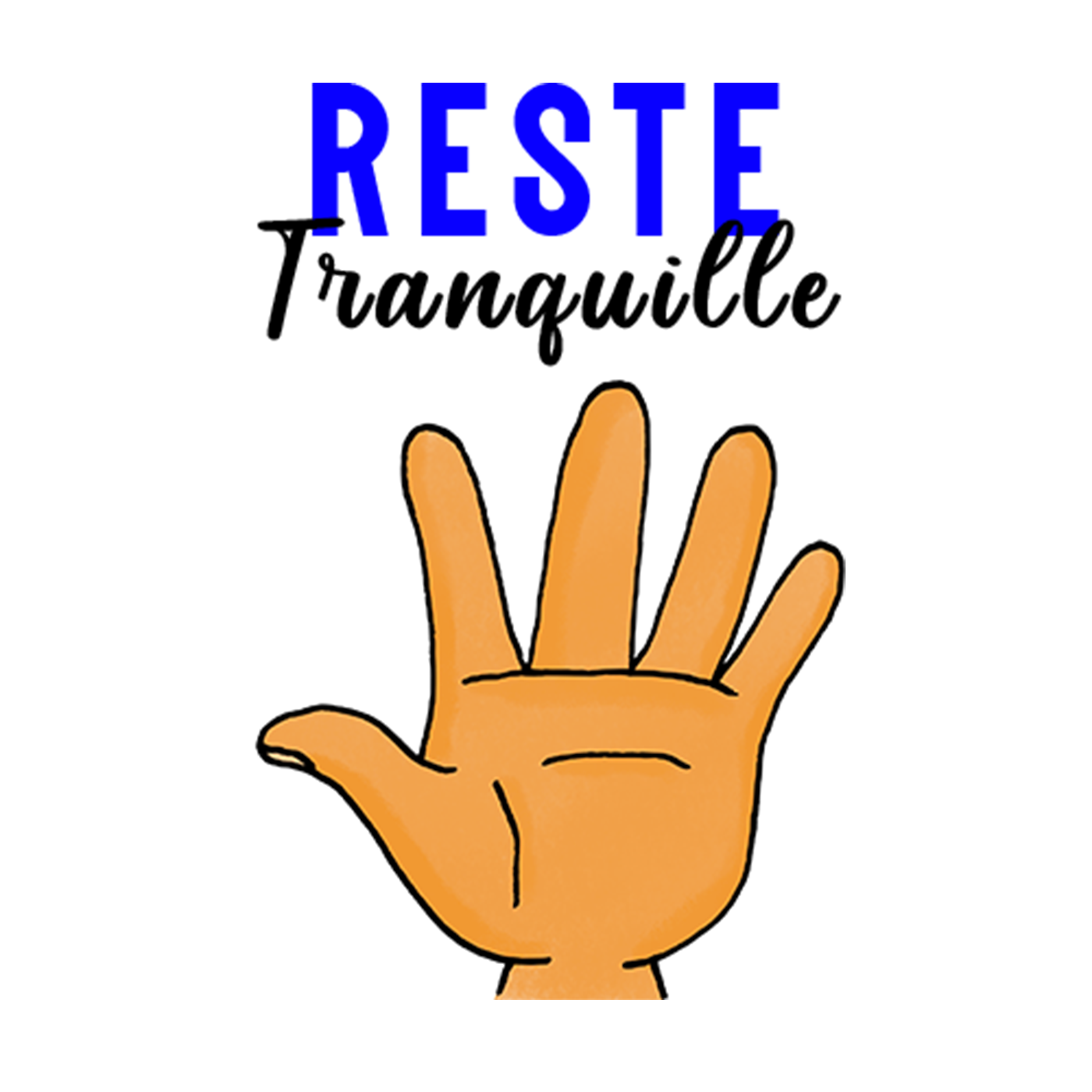 Reste Tranquille - Mer. 13 Jan. 2021