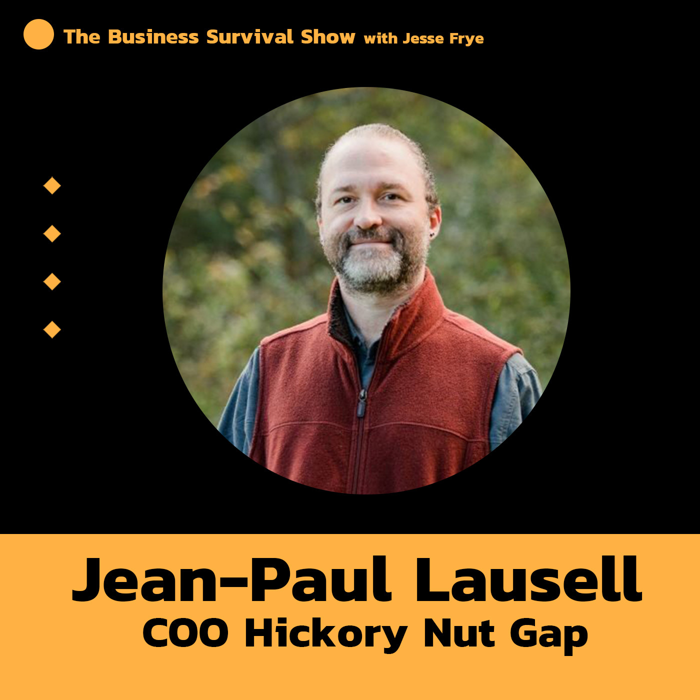 COO of Hickory Nut Gap, Jean-Paul Lausell talks organizational shifts and scaling