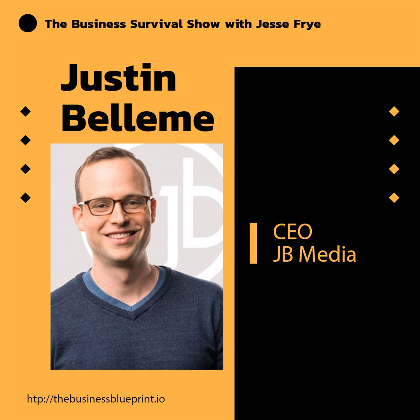 JB Media Group Founder, Justin Belleme talks overcoming emotional triggers from client criticism