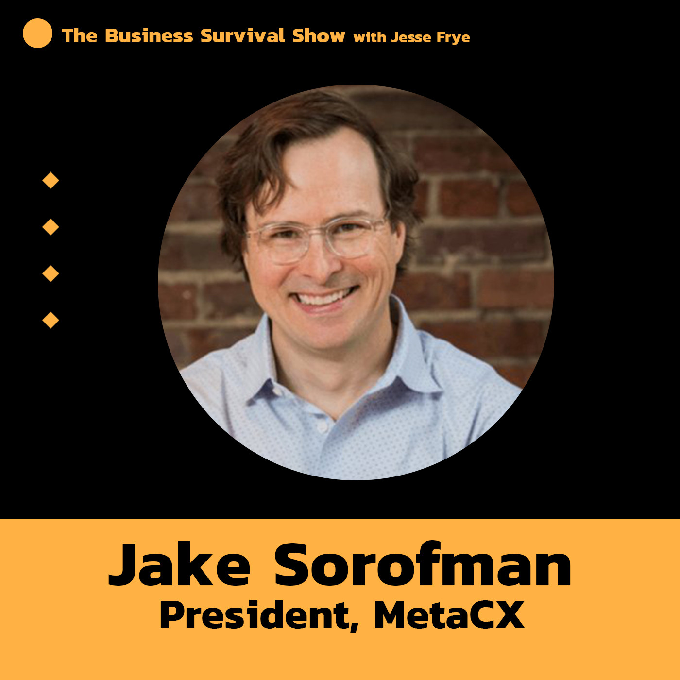 MetaCX President, Jake Sorofman talks about how it's a heck of a lot easier to be differentiated than different!