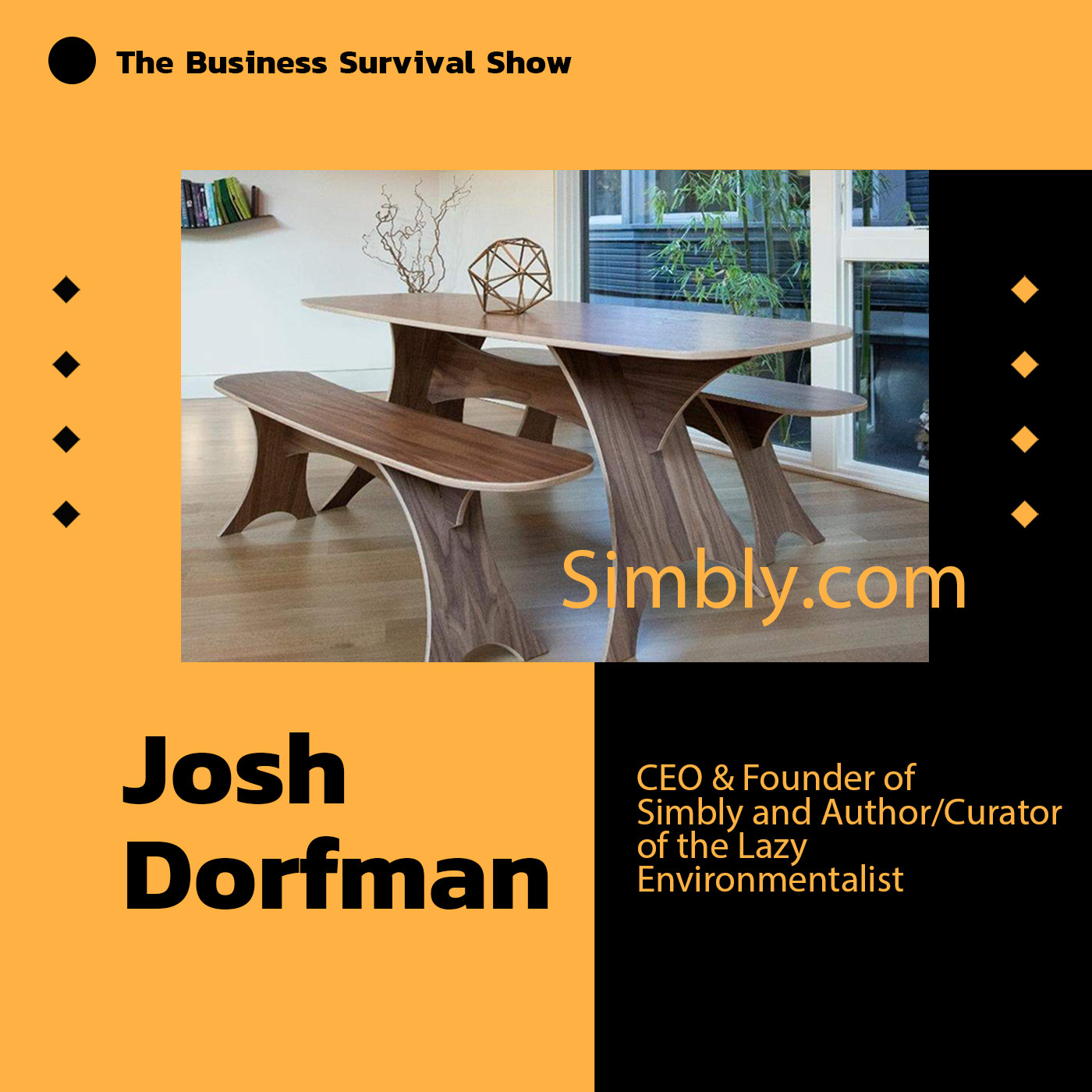 Simbly CEO Josh Dorfman adapts furniture business in the mist of a pandemic