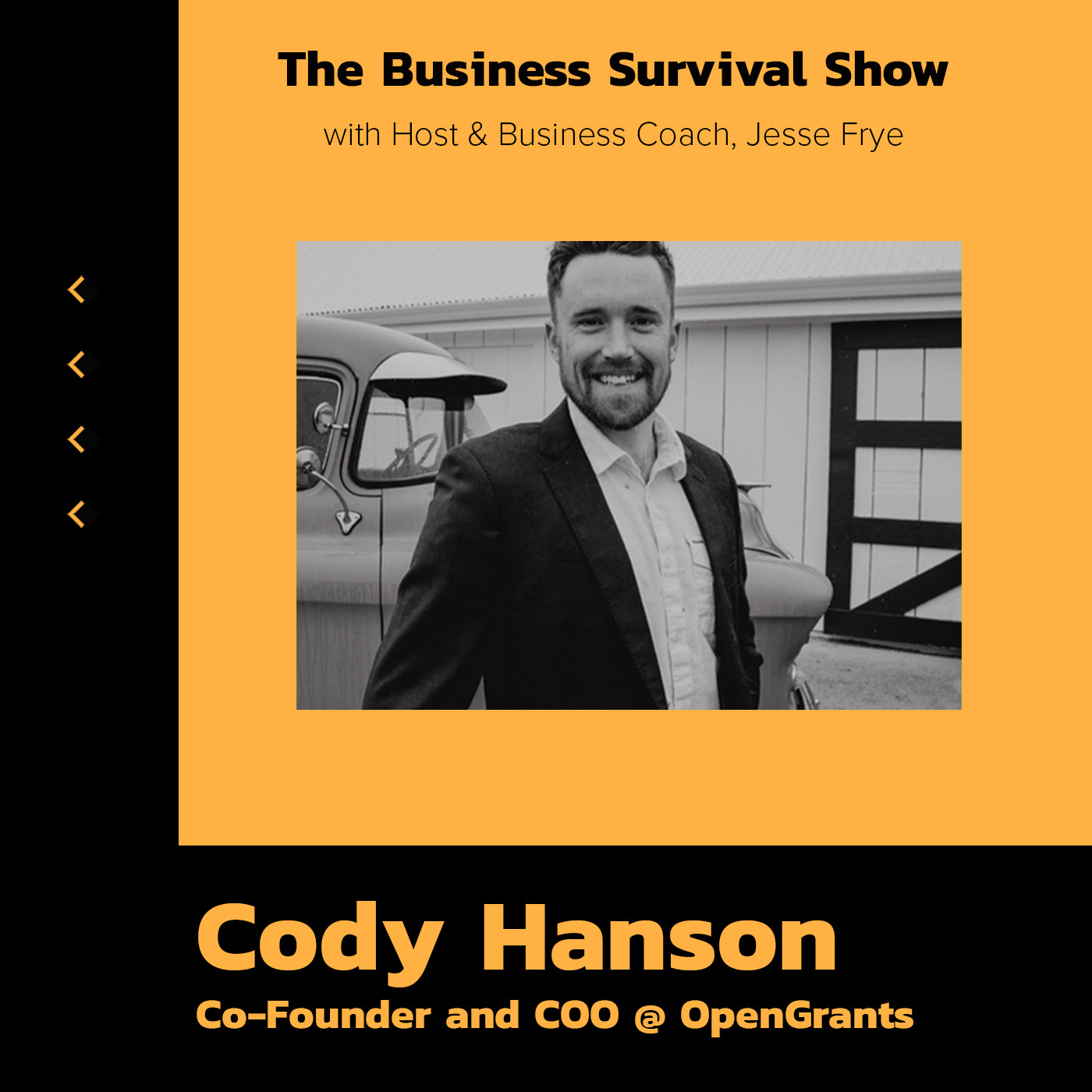 Co-Founder & COO of OpenGrants.io, Cody Hanson, talks about their new grant funding platform