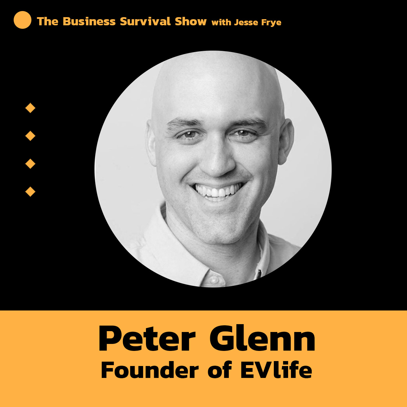 Peter Glenn, Co-Founder & CEO of EVlife works to make financing an electric car more accessible