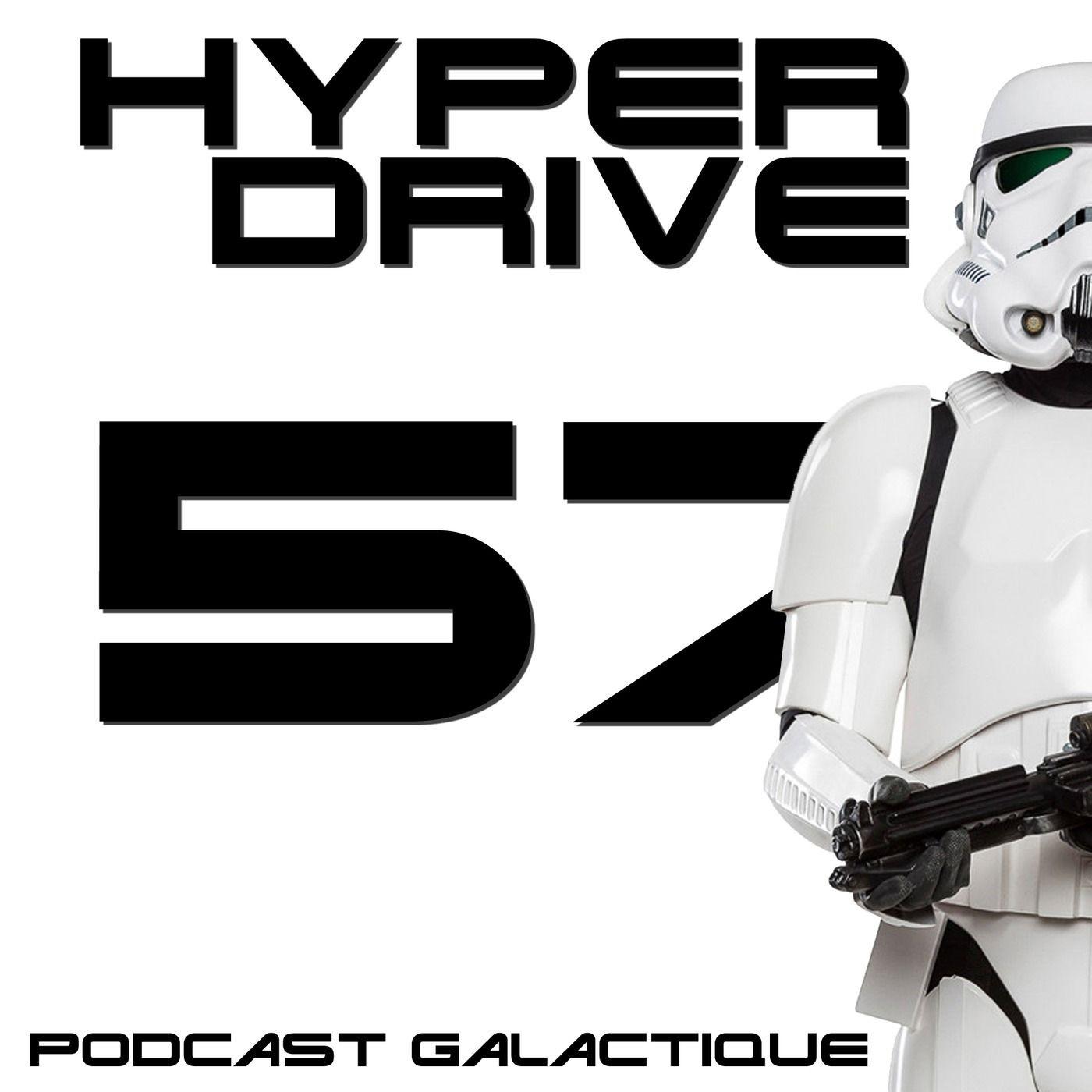 Episode 57 - Les Ombres de l'Empire, le plus grand projet de l'univers étendu Star Wars !