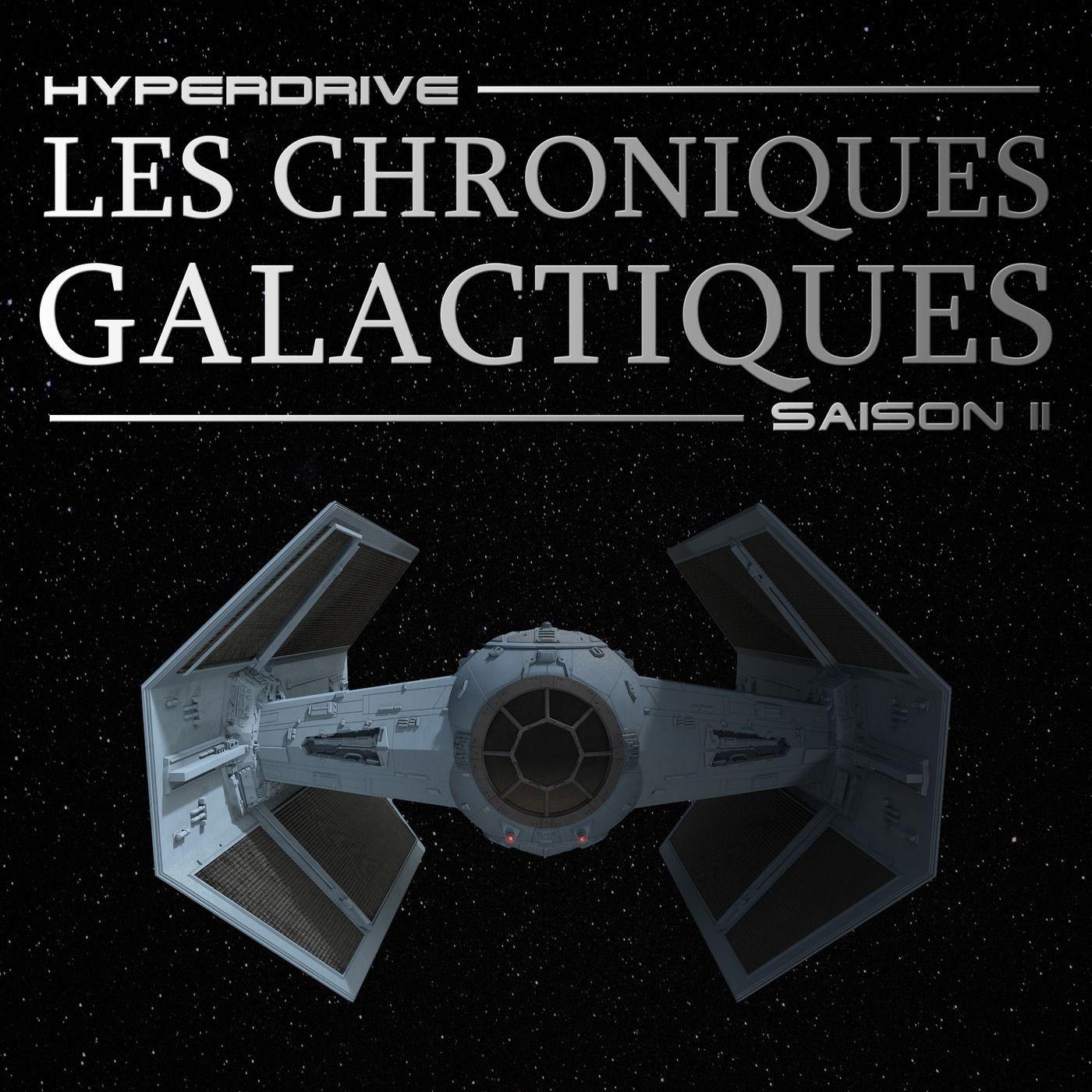Les Chroniques Galactiques saison 2 - Teaser 1