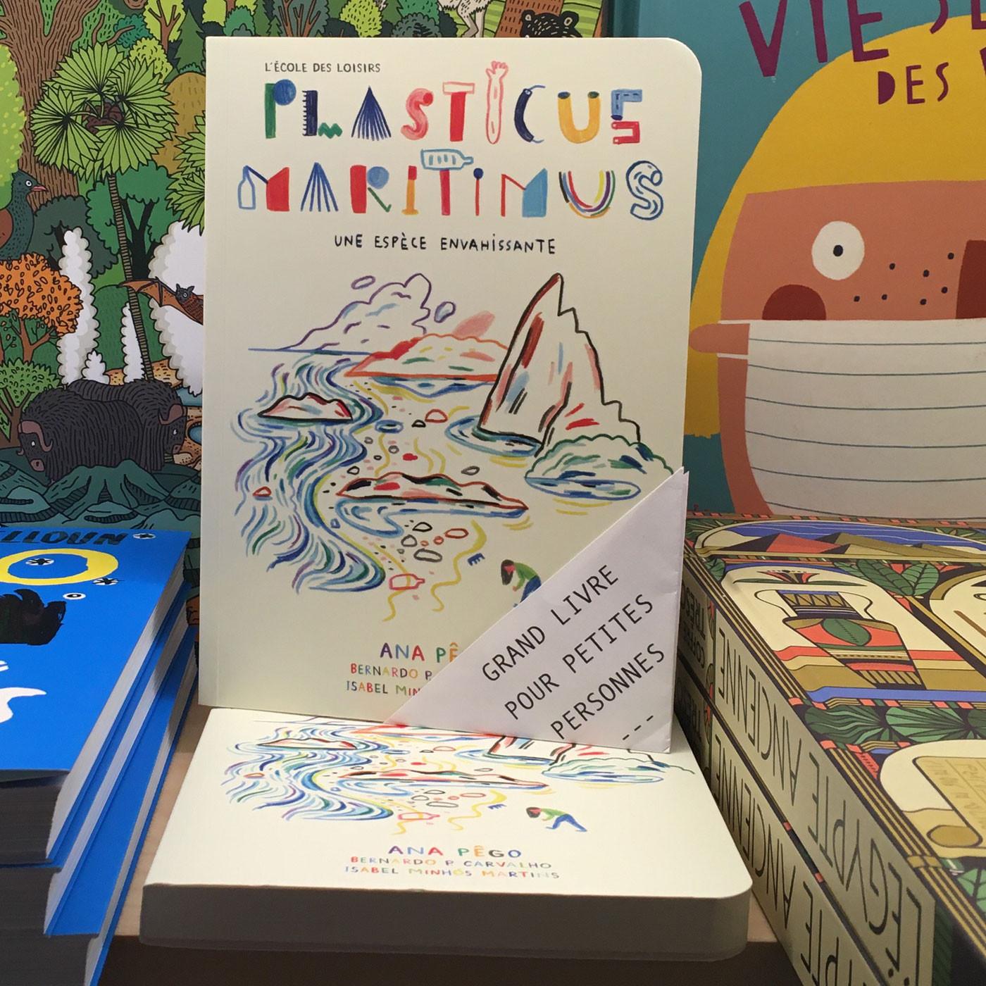 Grands livres pour petites personnes #15 - Plasticus Maritimus