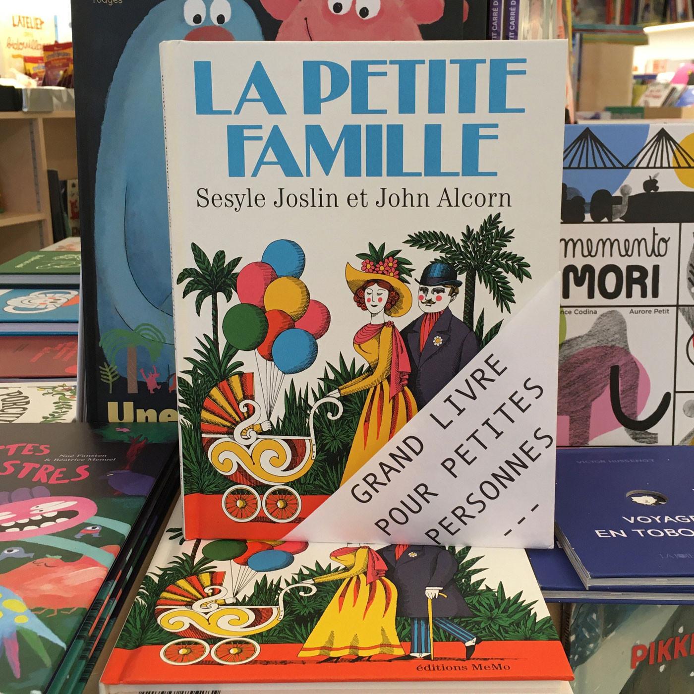 Grands livres pour petites personnes #20 - La Petite famille