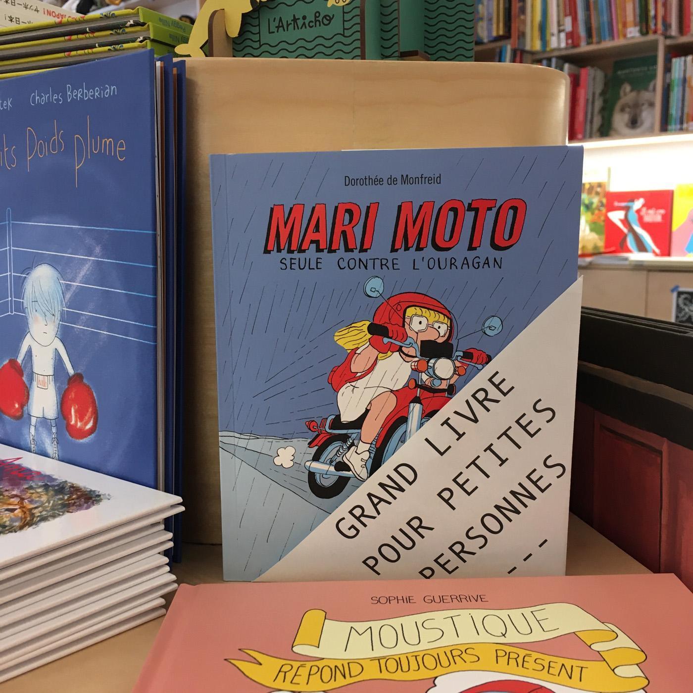 Grands livres pour petites personnes #28 - Mari Moto