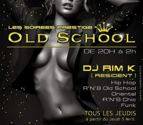 Teaser Audio #1 PRESTIGE OLD SCHOOL @ STUDIO B8 ( PARIS )