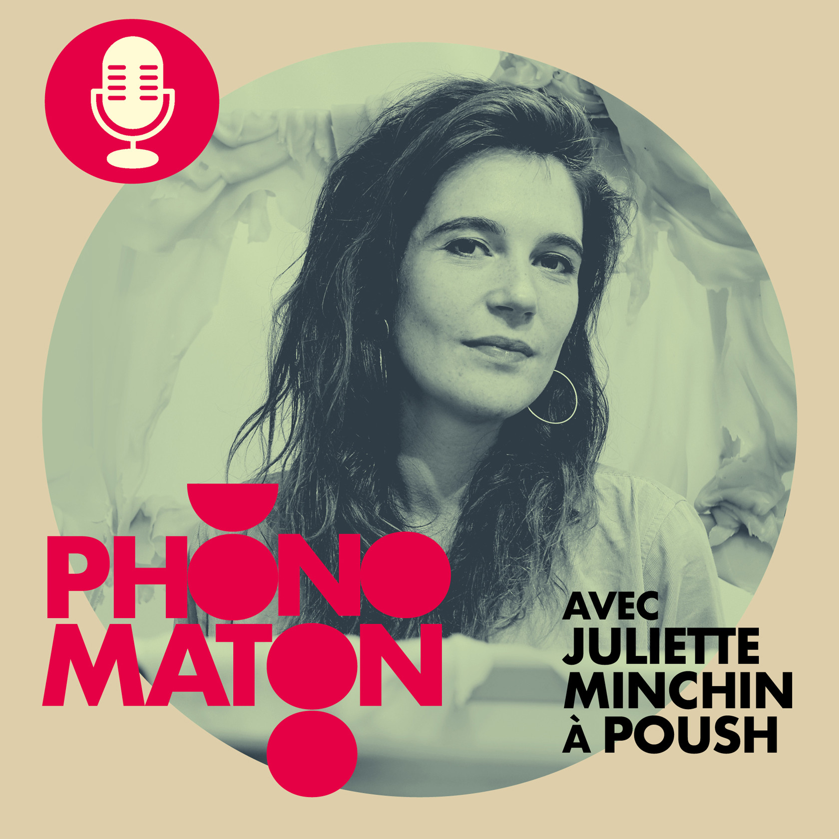 Phonomaton avec Juliette Minchin à Poush