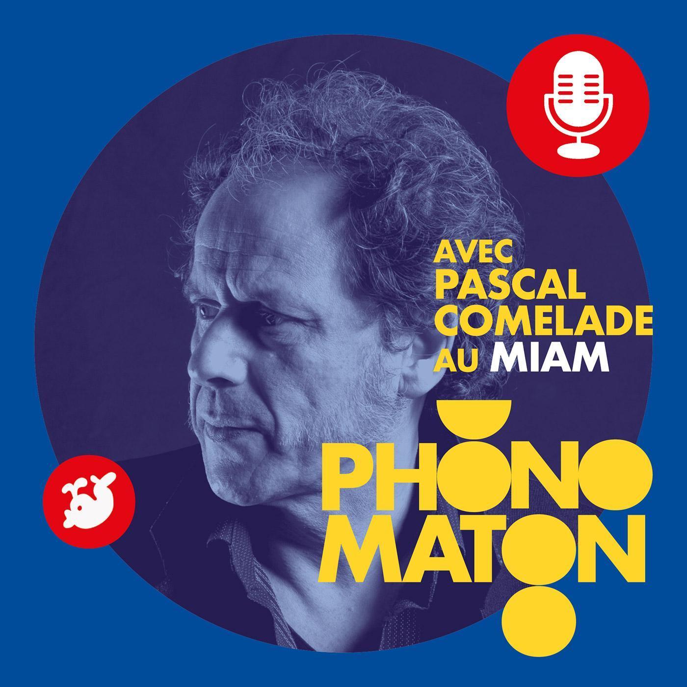 Phonomaton avec Pascal Comelade au MIAM