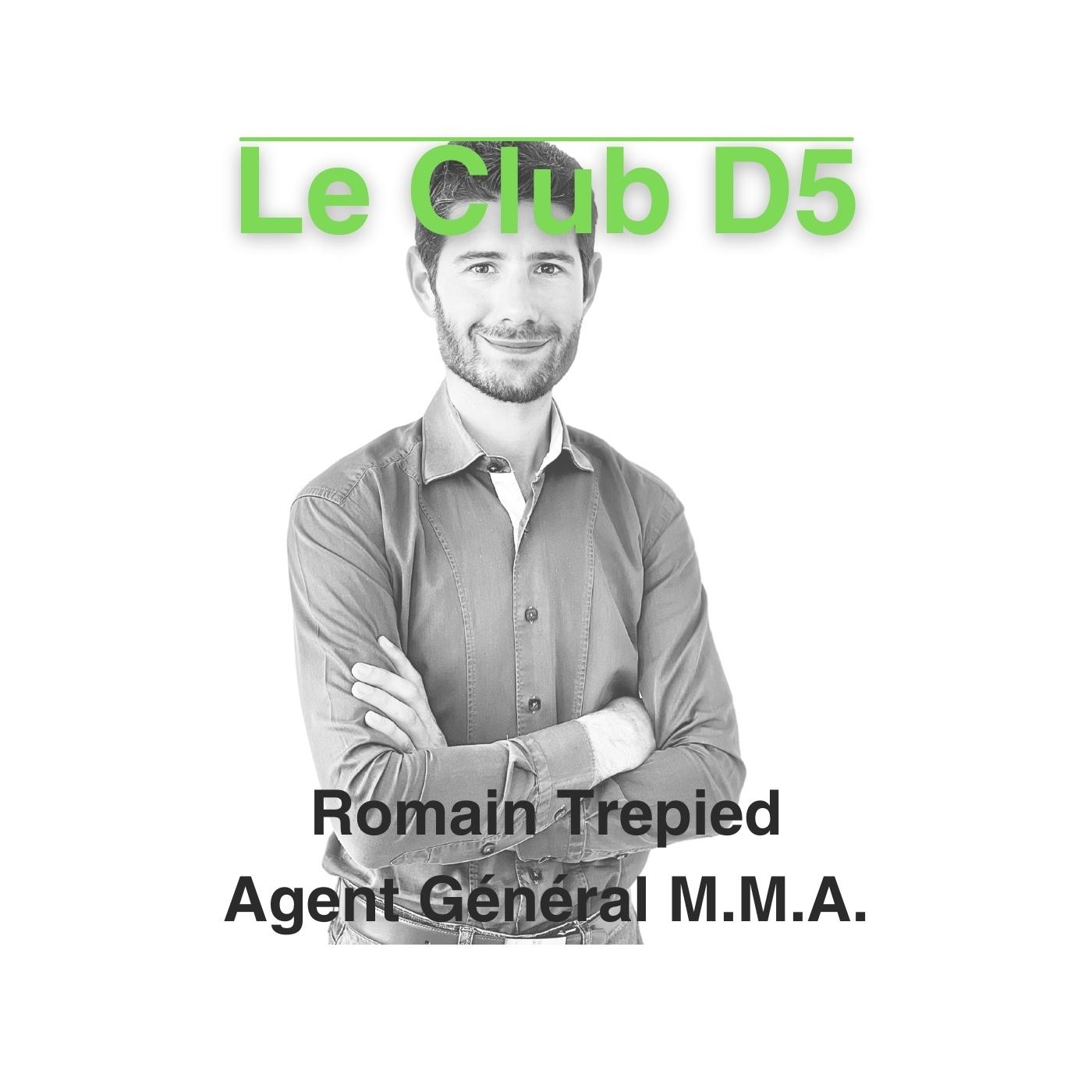 """Romain Trepied : """"L'assureur n'est pas un voleur"""""""