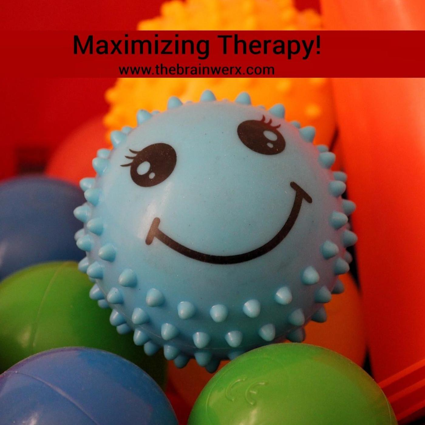 Making The Most Of Therapy