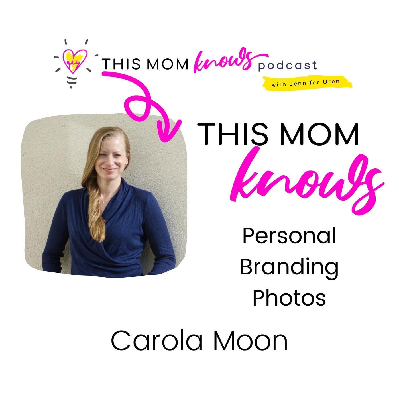 Carola Moon on Personal Branding Photos