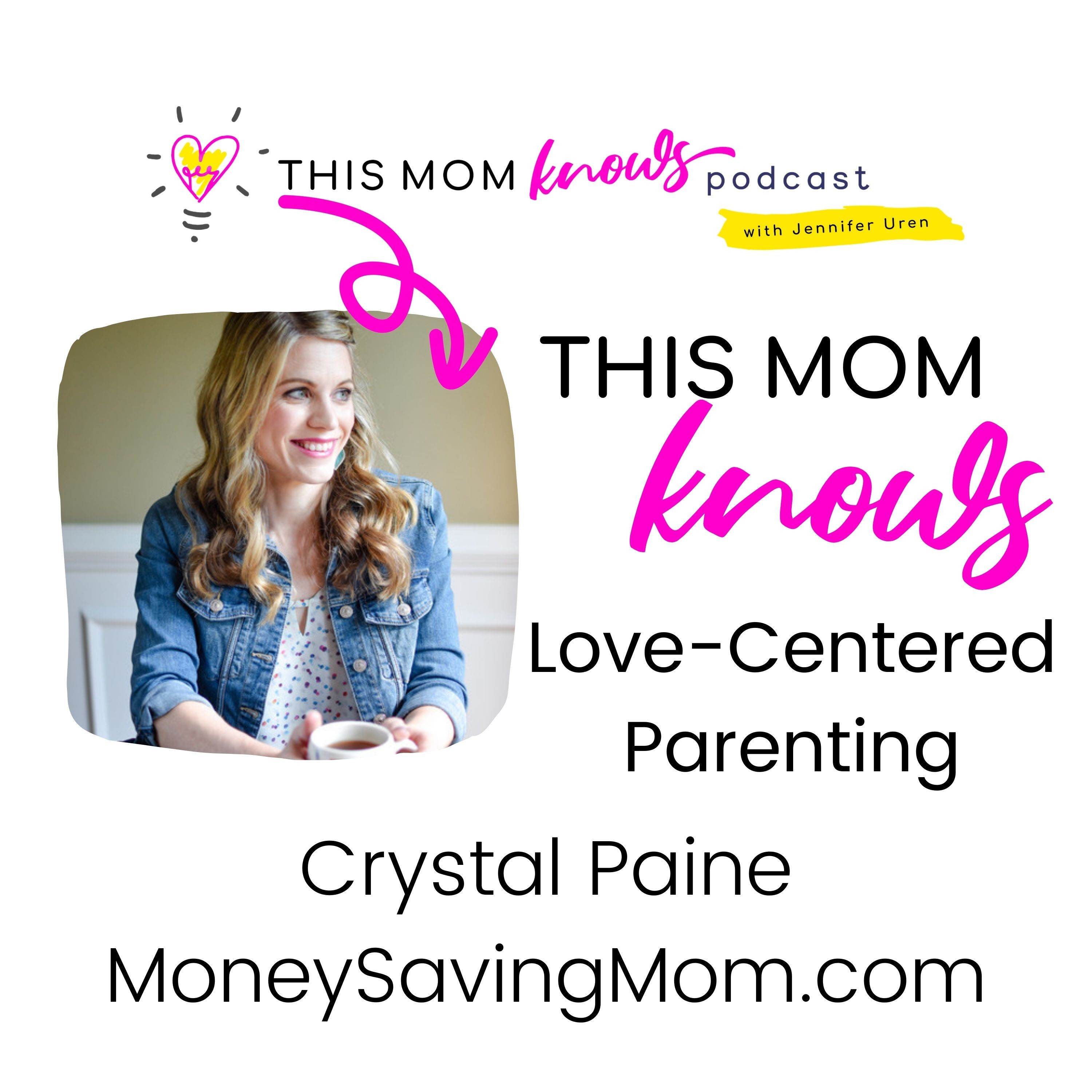 Crystal Paine on Love-Centered Parenting