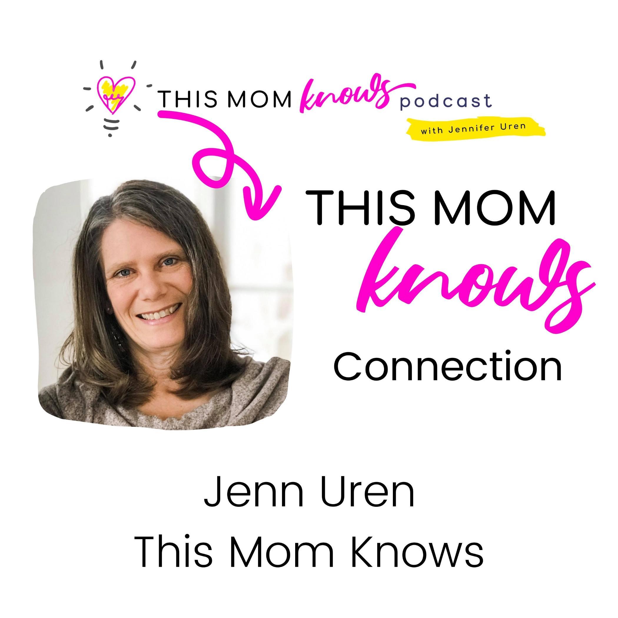 Jenn Uren on Connection