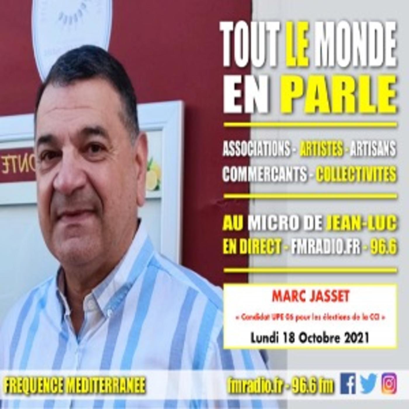 Interview - Marc Jasset