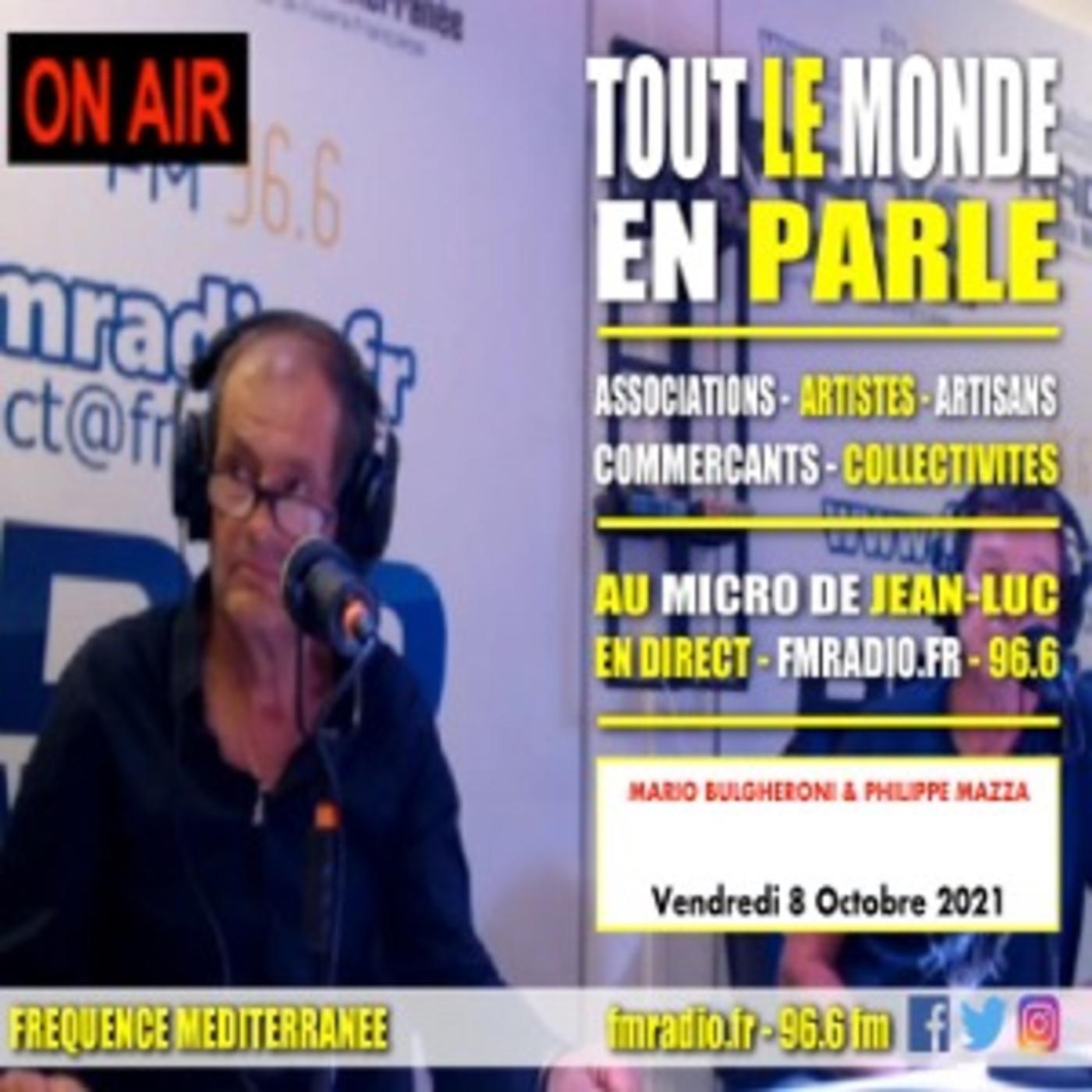 Interview - Mario Bulgheroni & Philippe Mazza