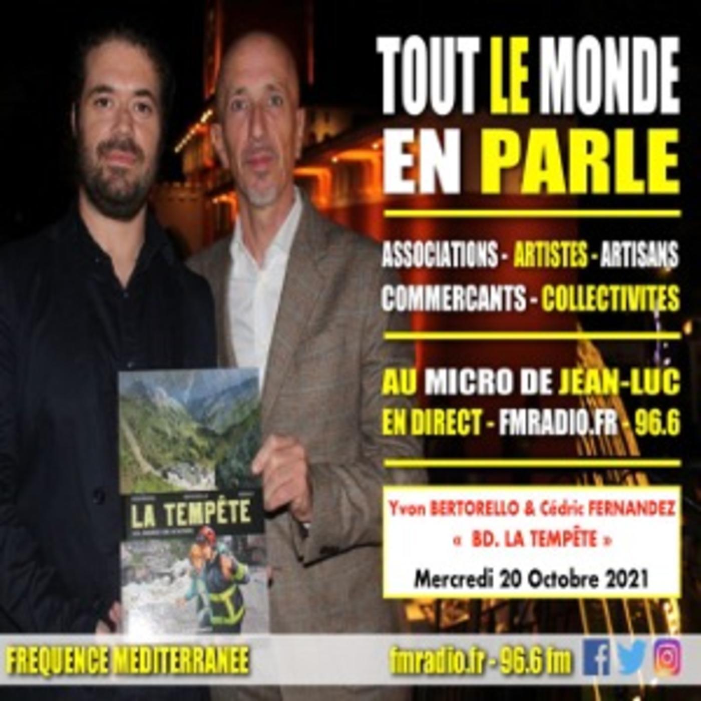 Interview - Yvon Bertorello & Cédric Fernandez