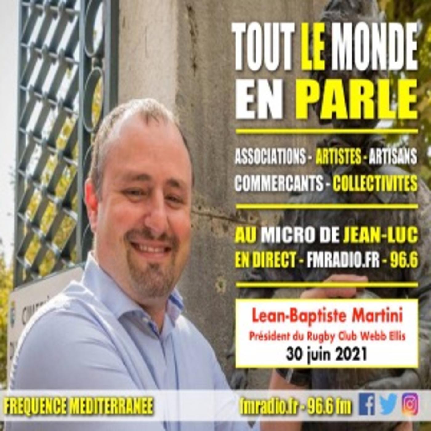 Invité - Jean-Baptiste Martini