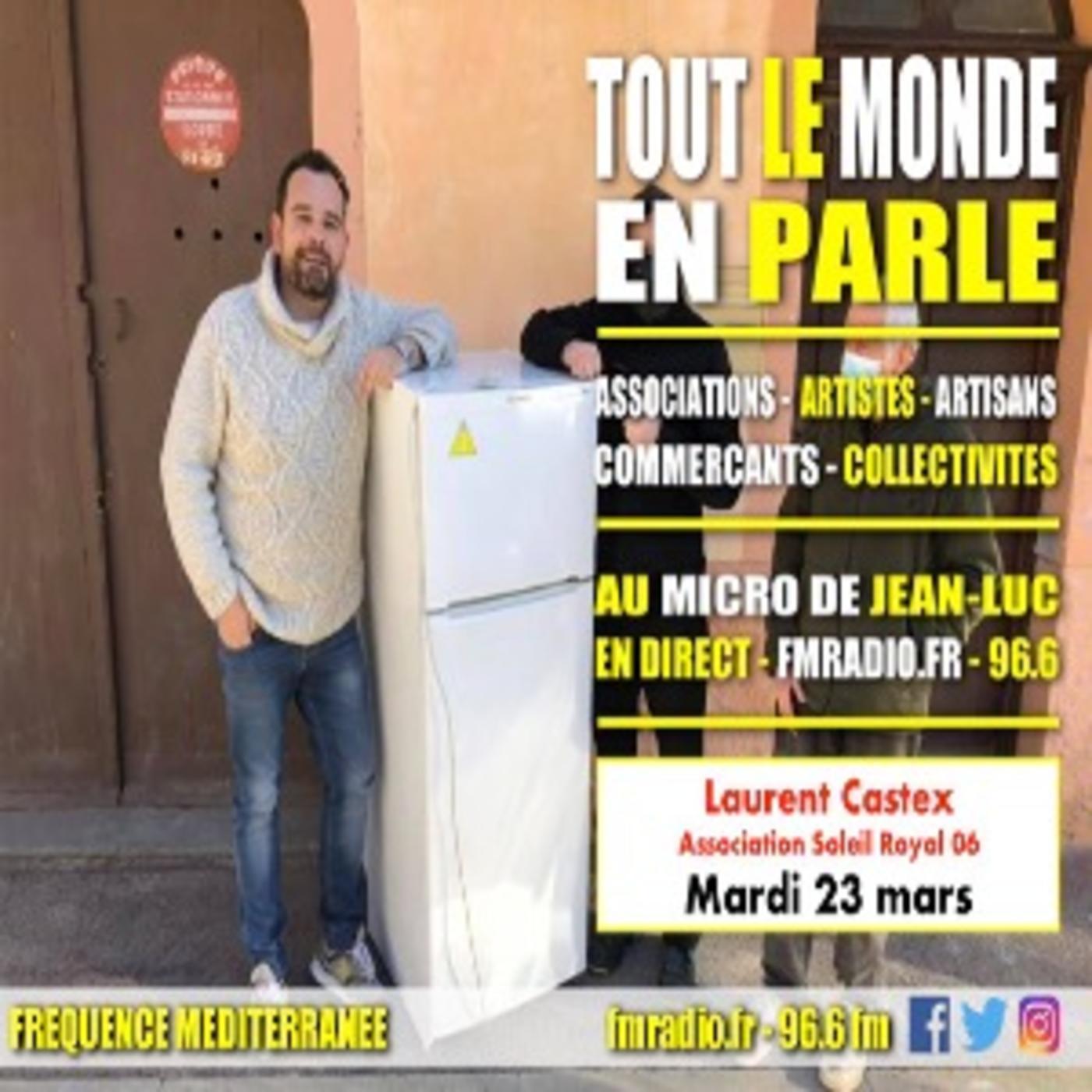 Invité - Jean Castex ( Association Soleil lRoyal 06 )