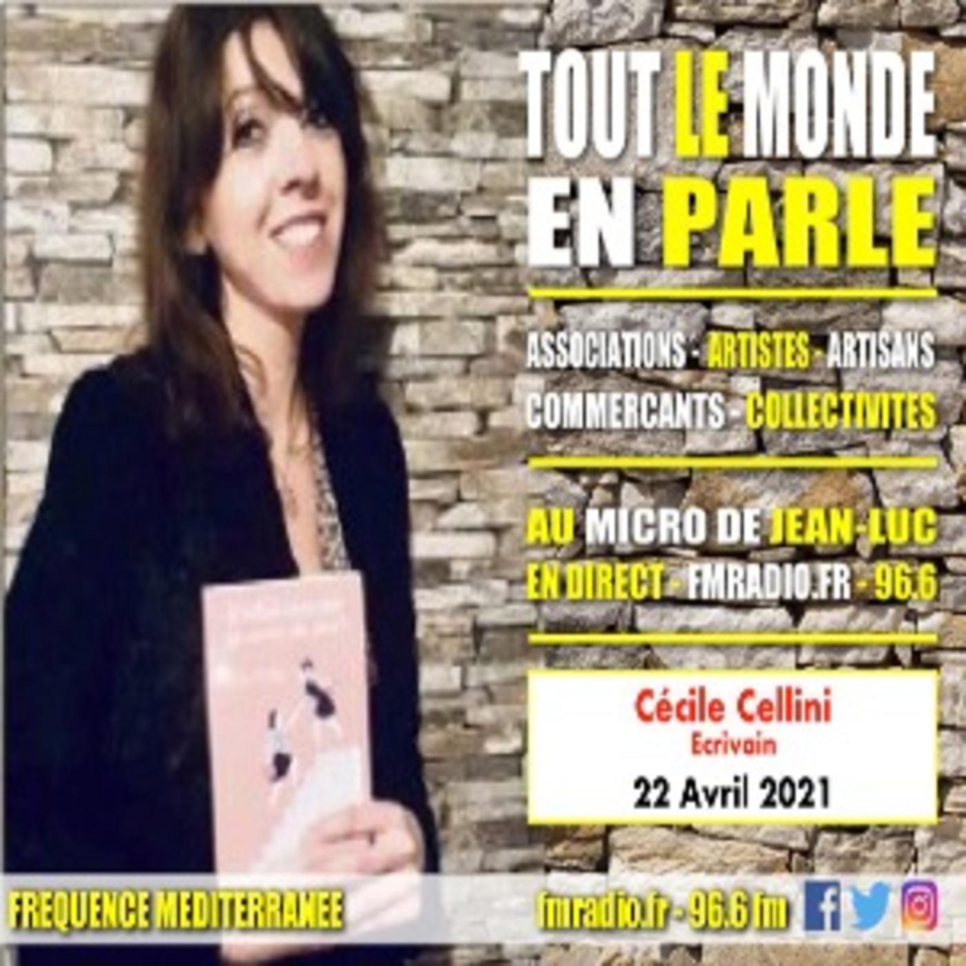 Invitée - Claire Cellini ( Ecrivain )