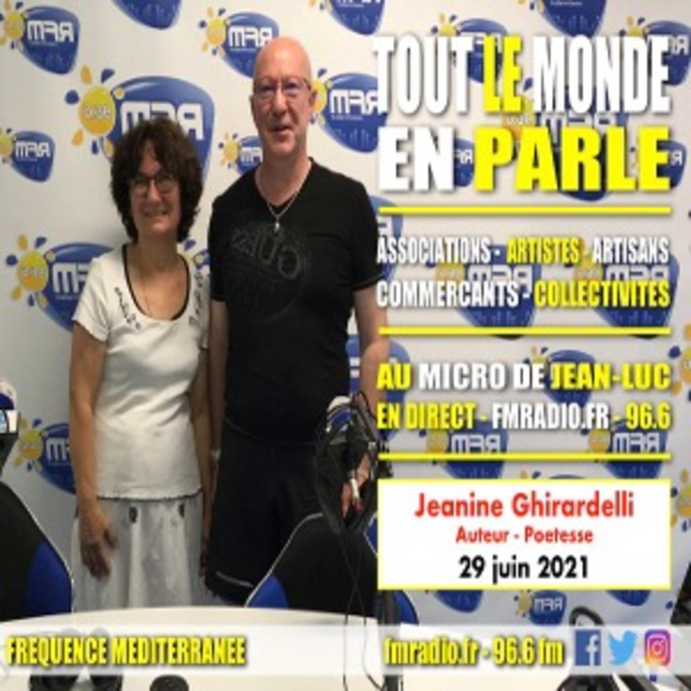 Invitée - Jeanine Ghiradelli