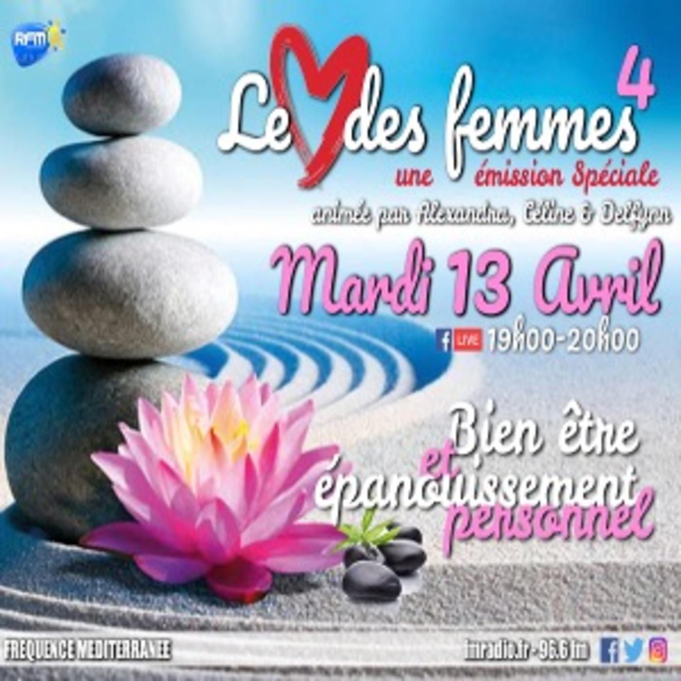 Le coeur des femmes 4 - du 13 avril 2021